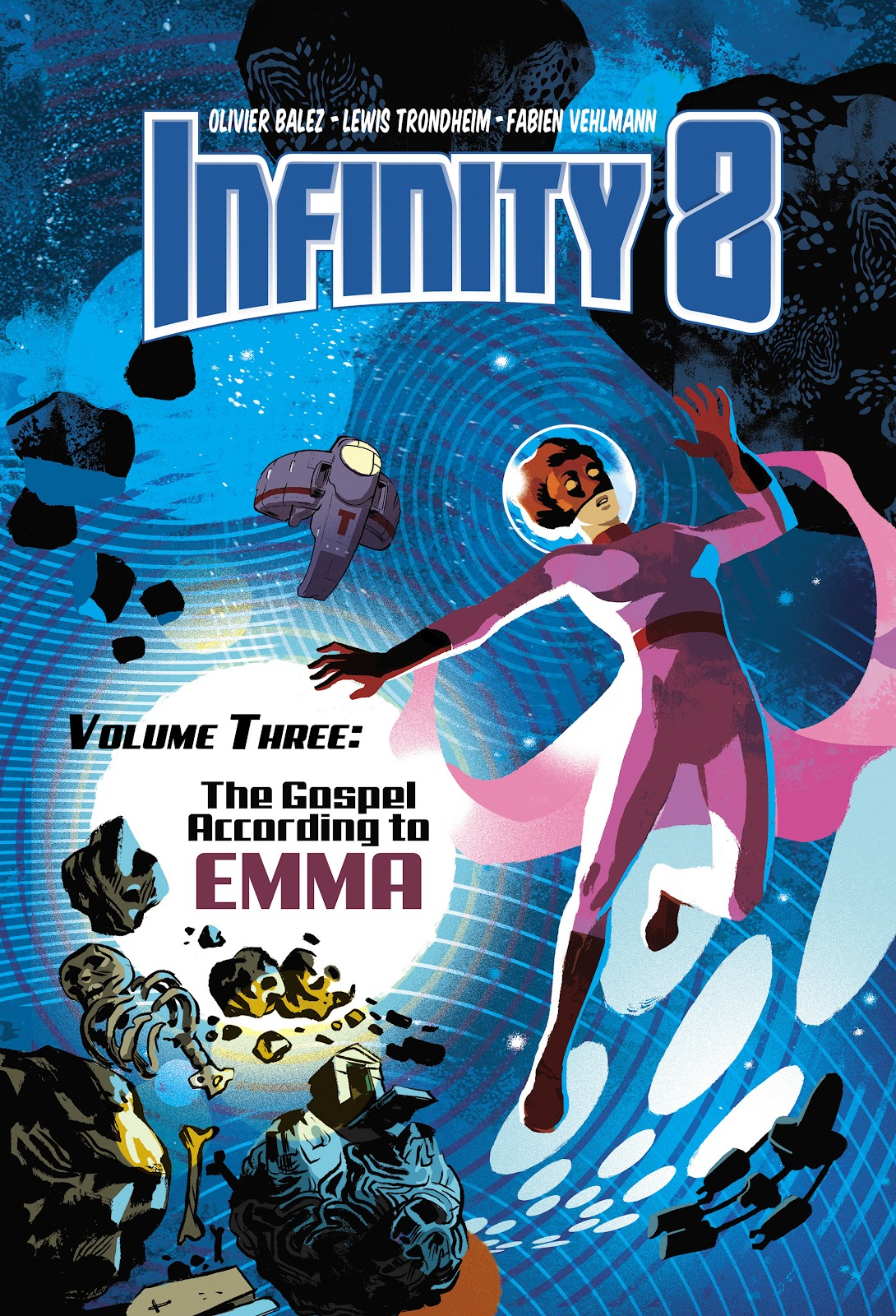 Read online Infinity 8 comic -  Issue # _TPB 3 - 1