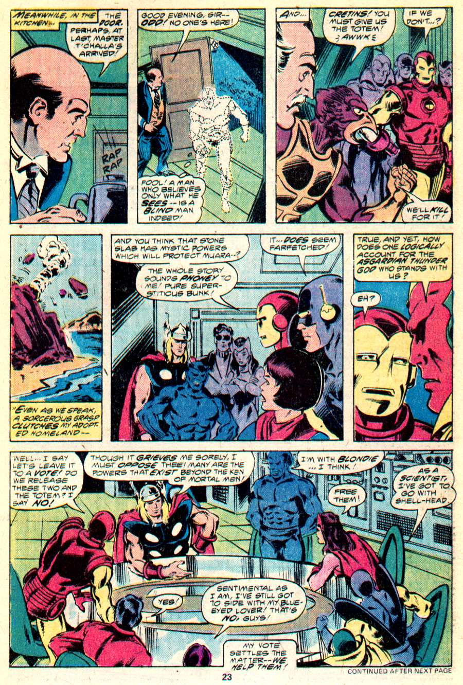 The Avengers (1963) 179 Page 13