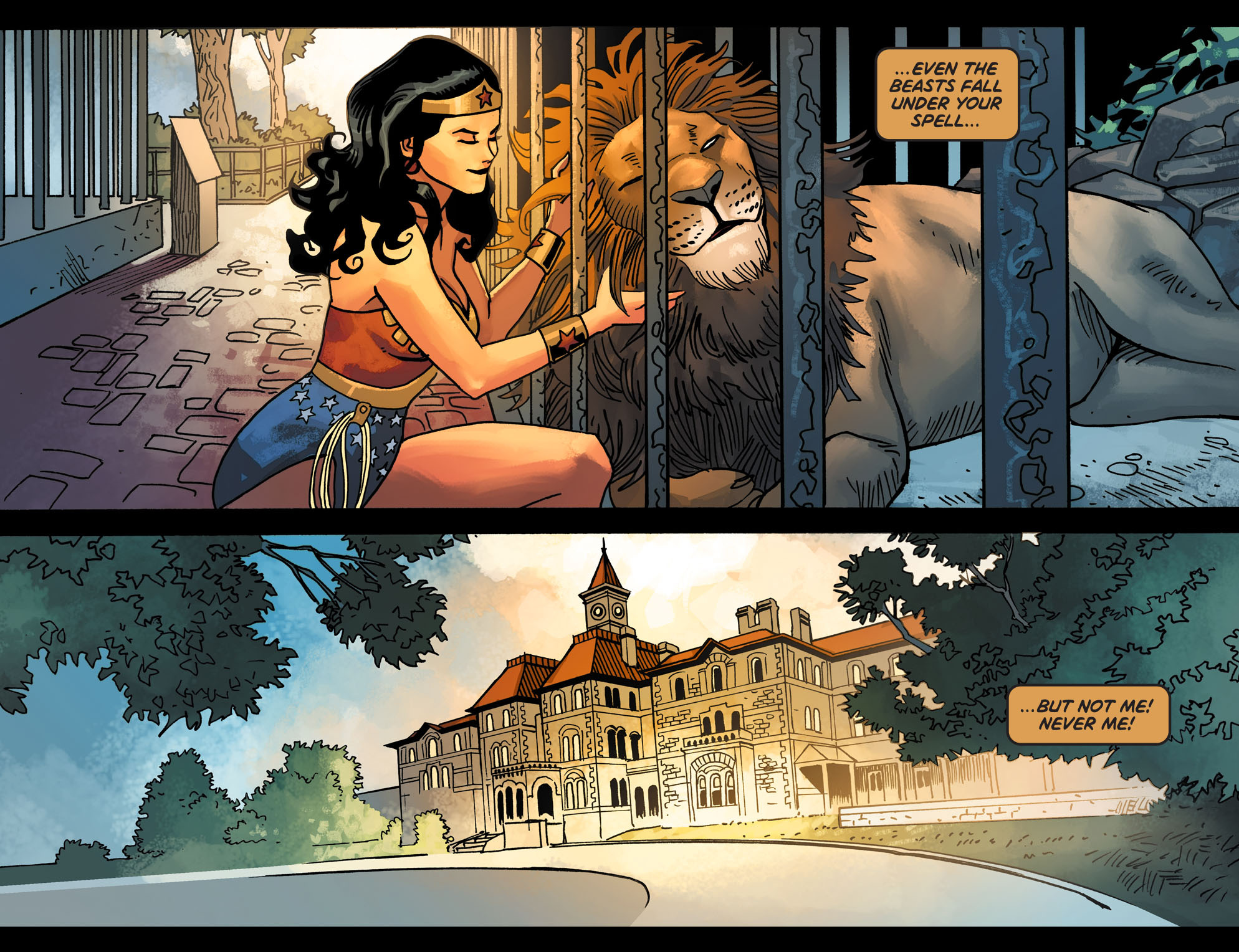 Read online Wonder Woman '77 [I] comic -  Issue #9 - 20