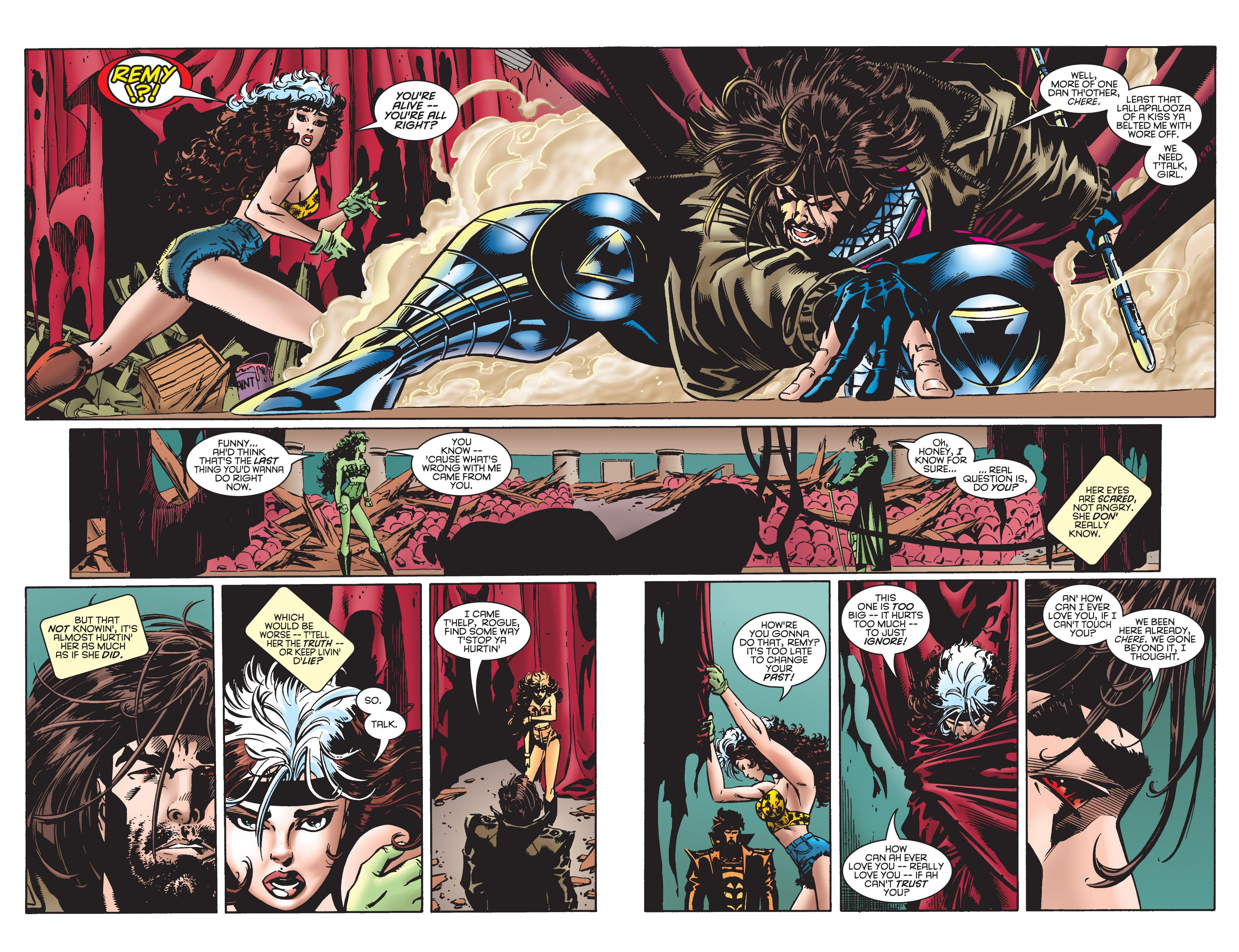 X-Men (1991) 45 Page 21