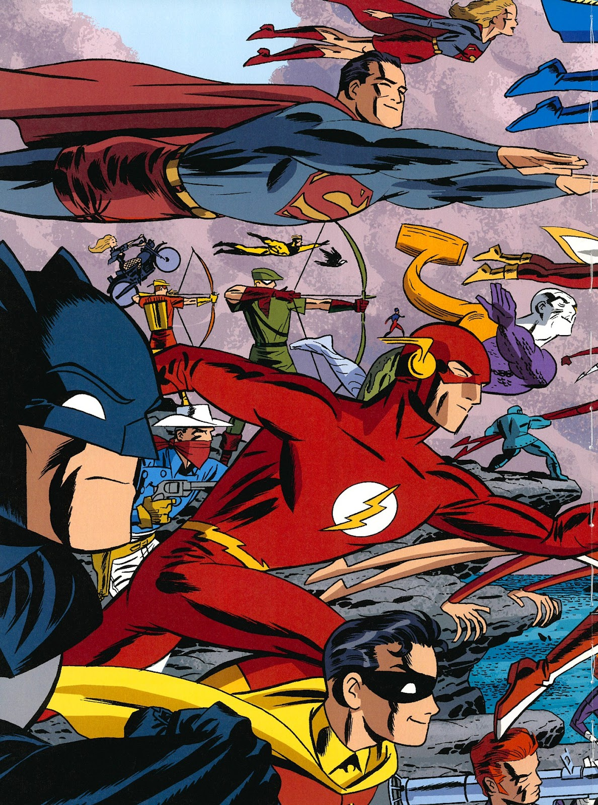 Read online 75 Years Of DC Comics comic -  Issue # TPB (Part 8) - 26