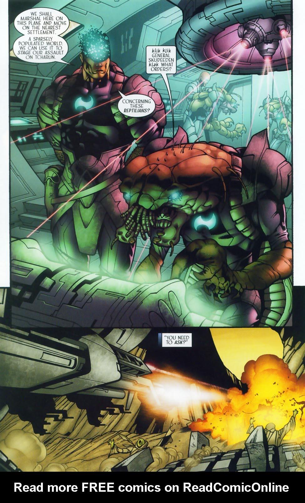 Read online Sigil (2000) comic -  Issue #38 - 14
