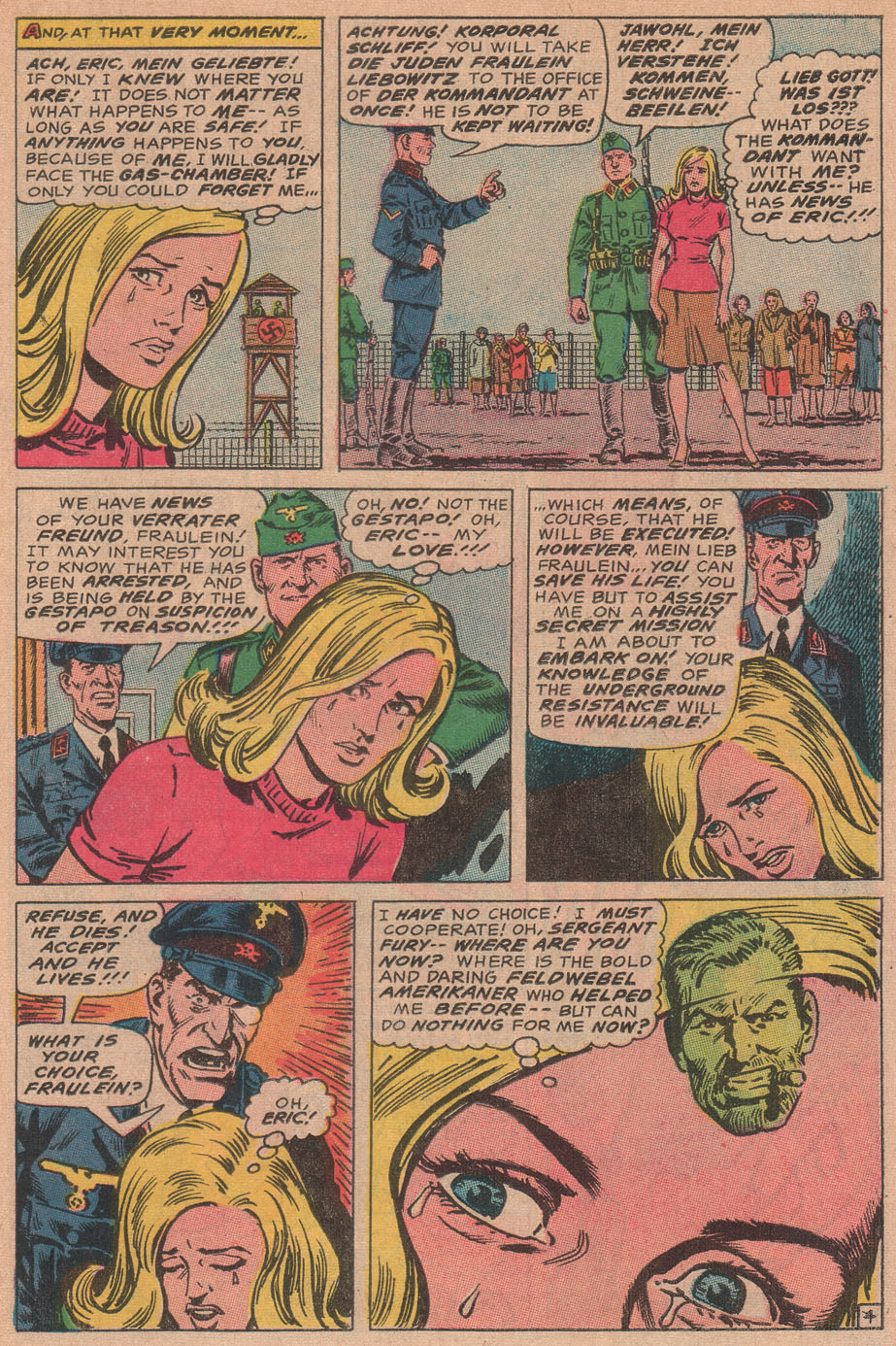 Read online Sgt. Fury comic -  Issue #78 - 7