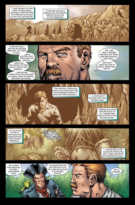 Read online Treasure Island comic -  Issue #6 - 13