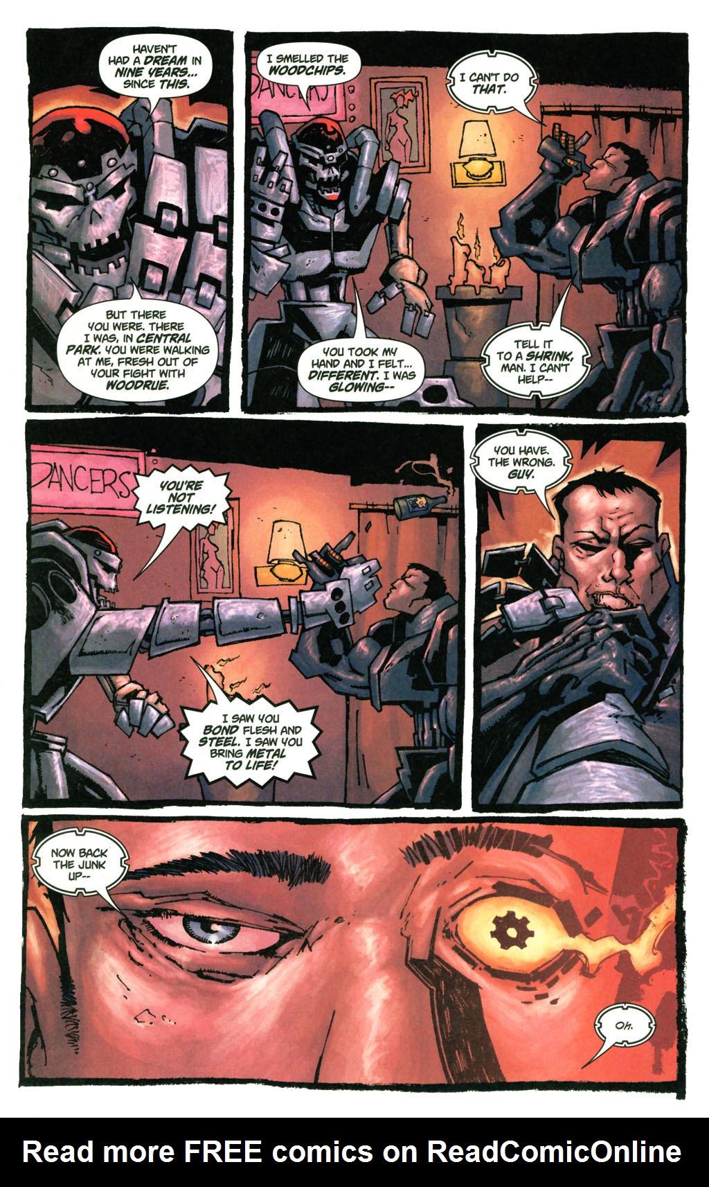 Read online Enginehead comic -  Issue #4 - 12