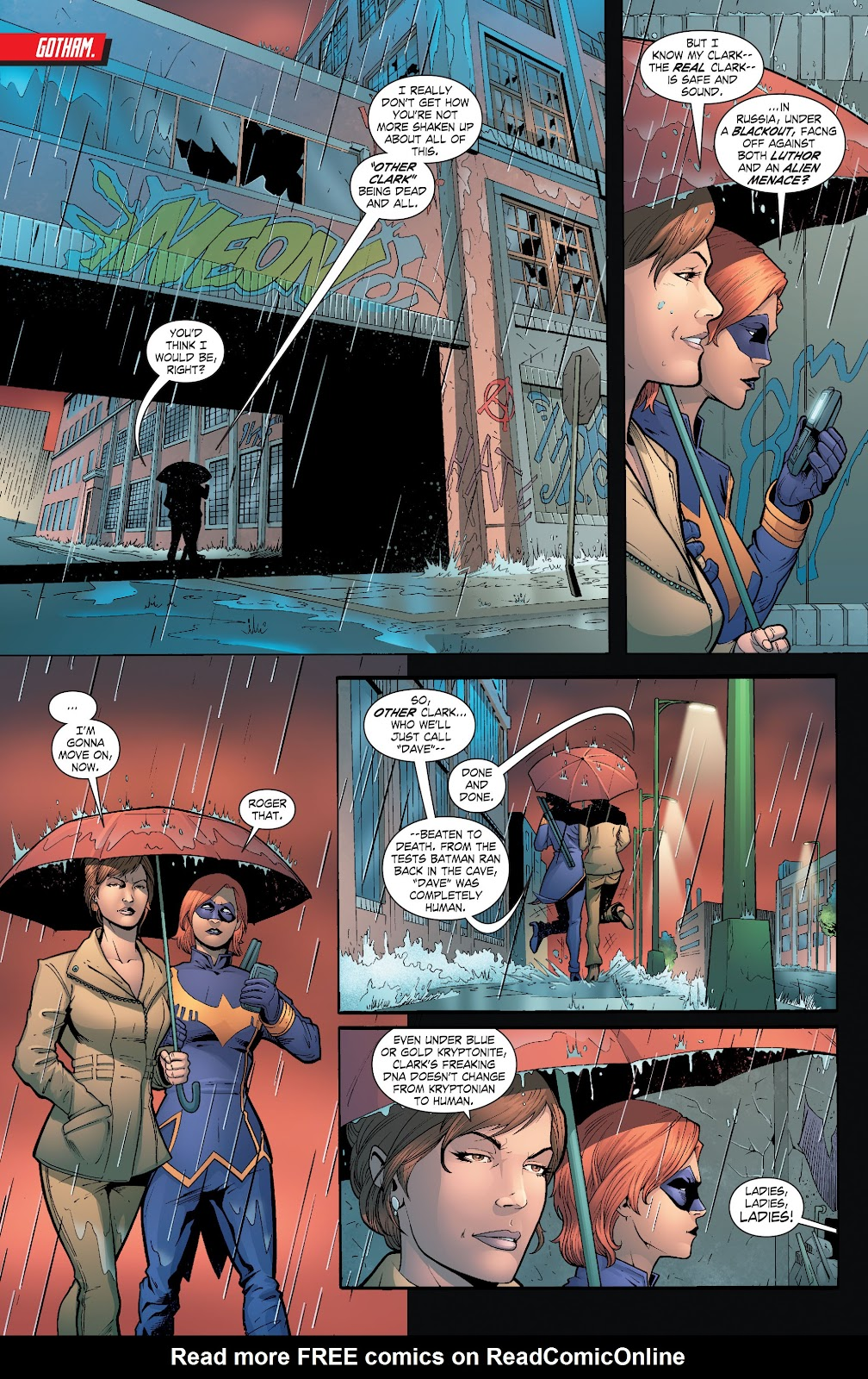 Read online Smallville Season 11 [II] comic -  Issue # TPB 6 - 123