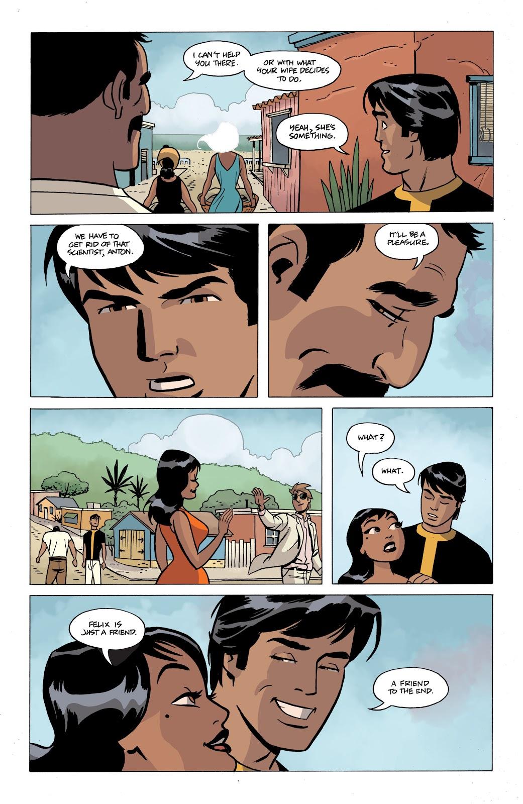 Read online The Twilight Children comic -  Issue #2 - 22