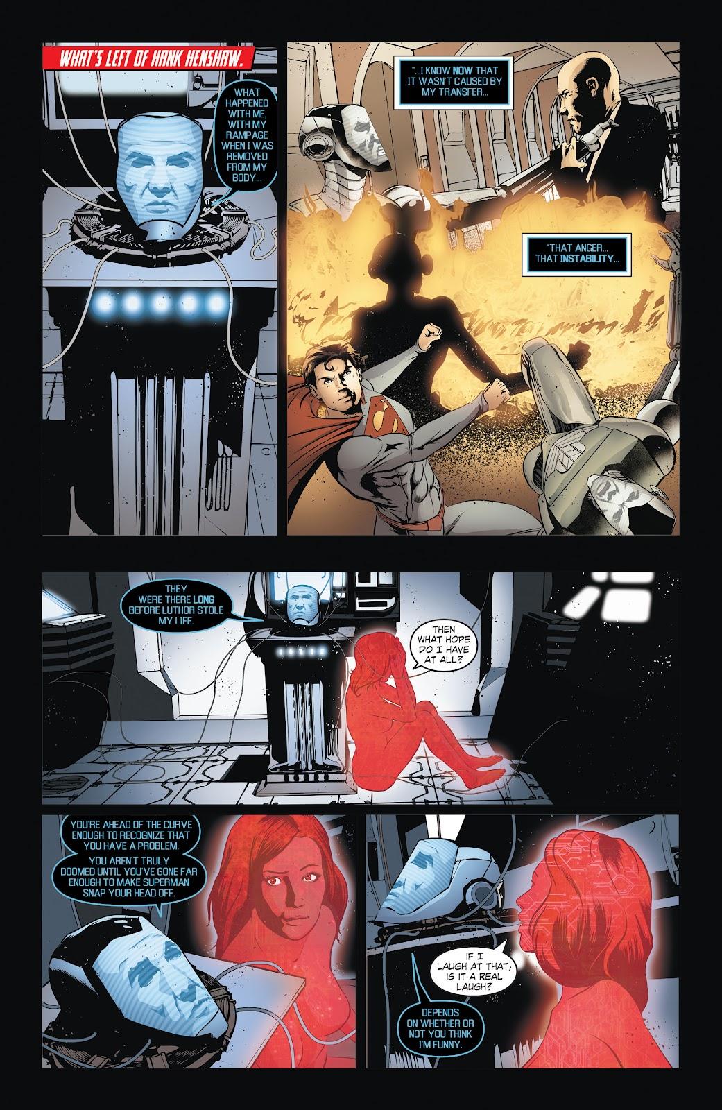 Read online Smallville Season 11 [II] comic -  Issue # TPB 6 - 28