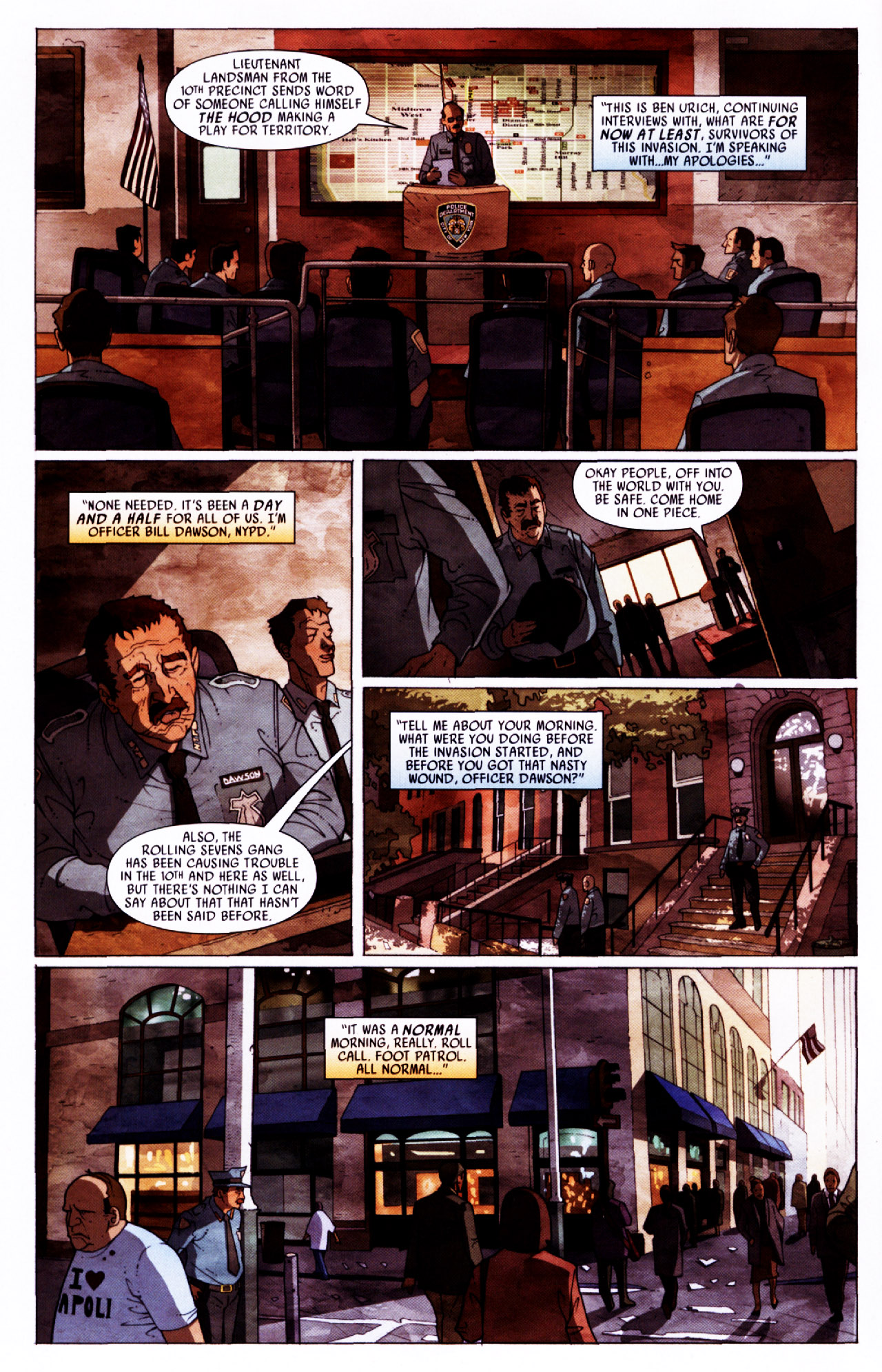 Read online Secret Invasion: Front Line comic -  Issue #2 - 8