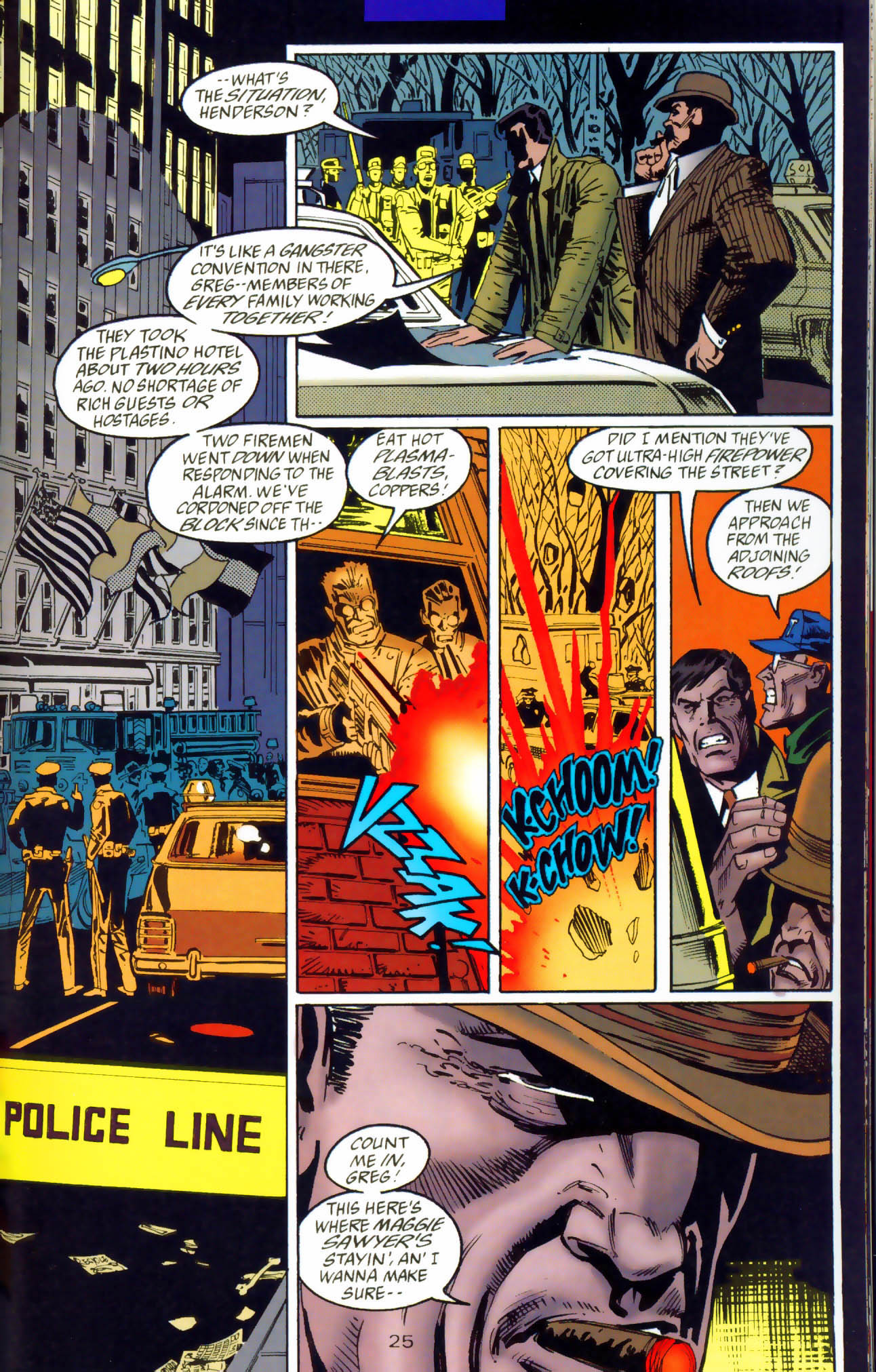 Read online Adventures of Superman (1987) comic -  Issue #Adventures of Superman (1987) _Annual 7 - 26