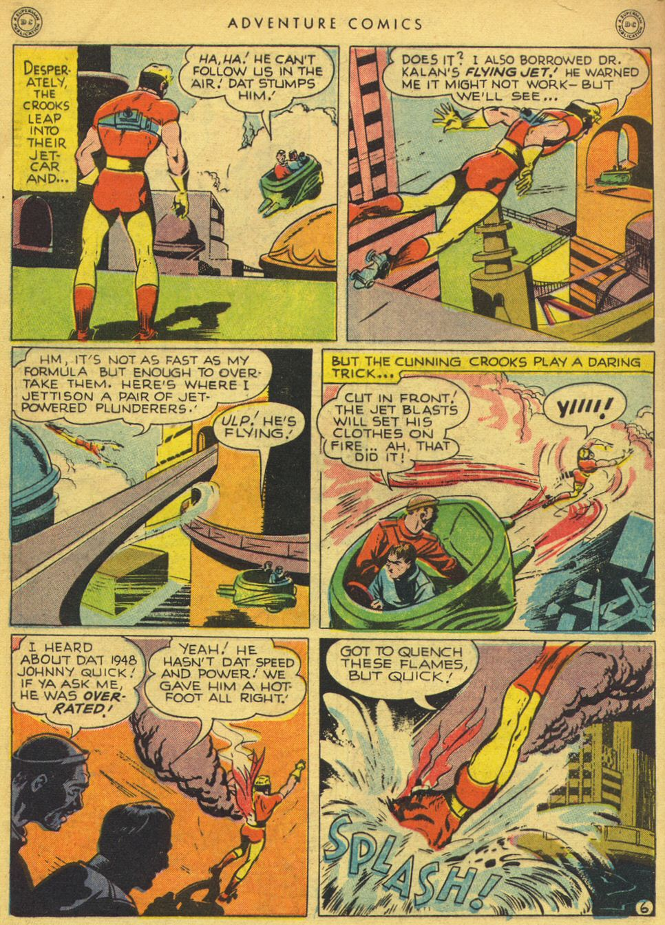 Read online Adventure Comics (1938) comic -  Issue #134 - 46