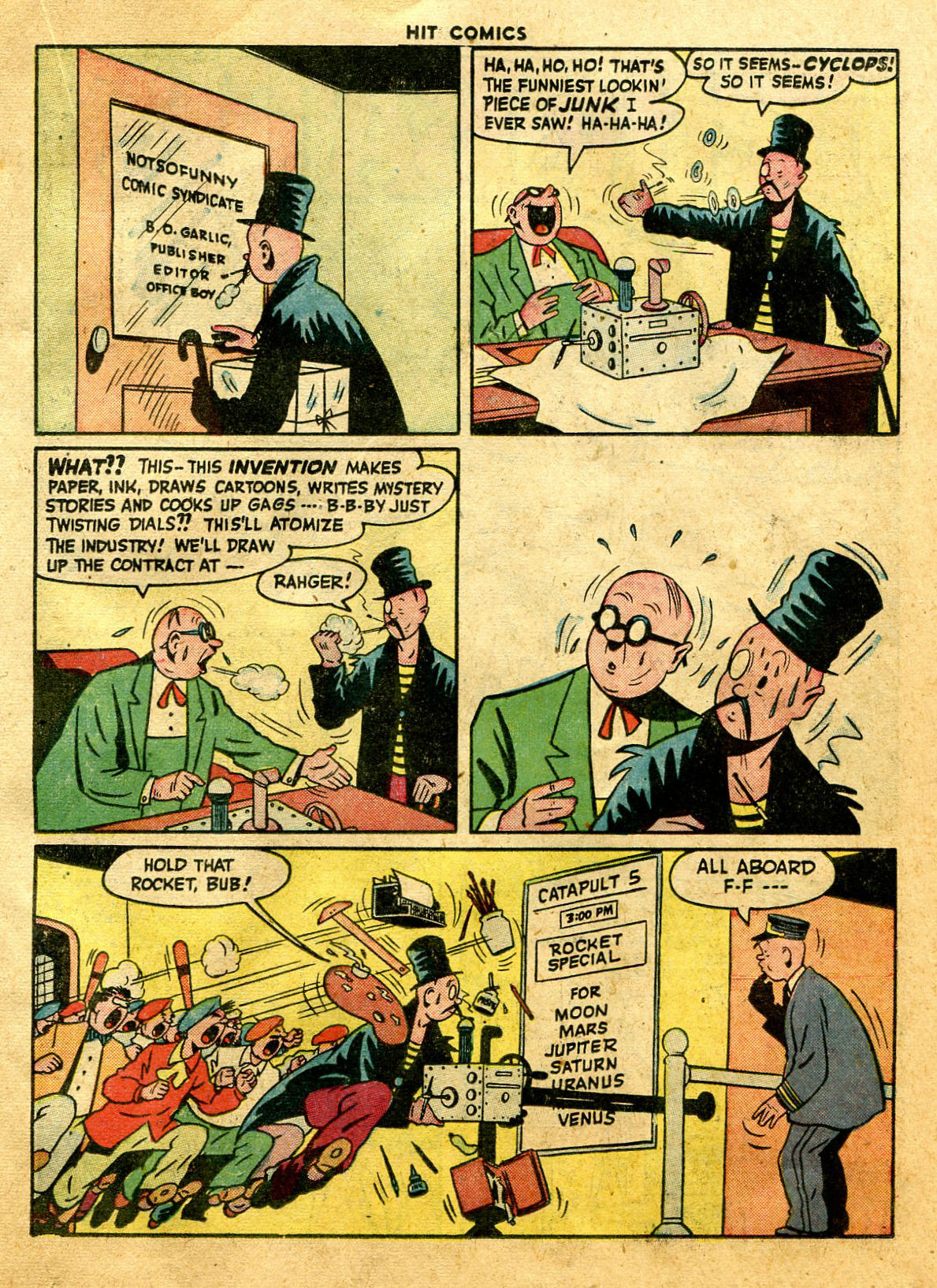 Read online Hit Comics comic -  Issue #44 - 29