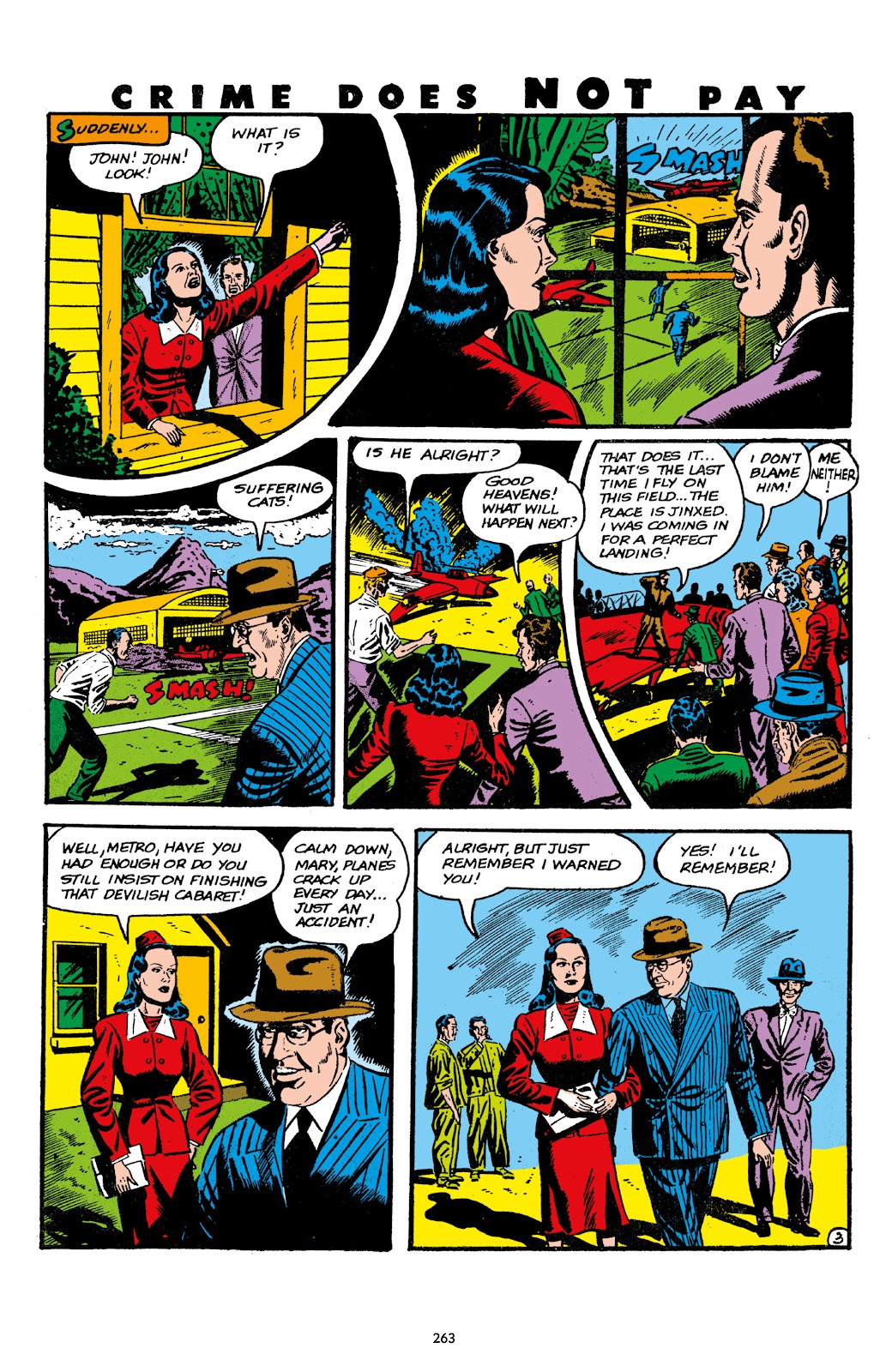 Read online Crime Does Not Pay Archives comic -  Issue # TPB 7 (Part 3) - 64
