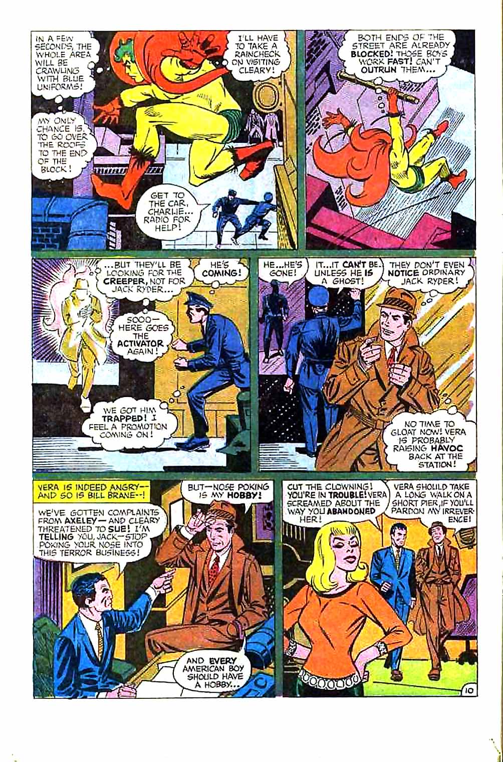 Beware The Creeper (1968) issue 1 - Page 16