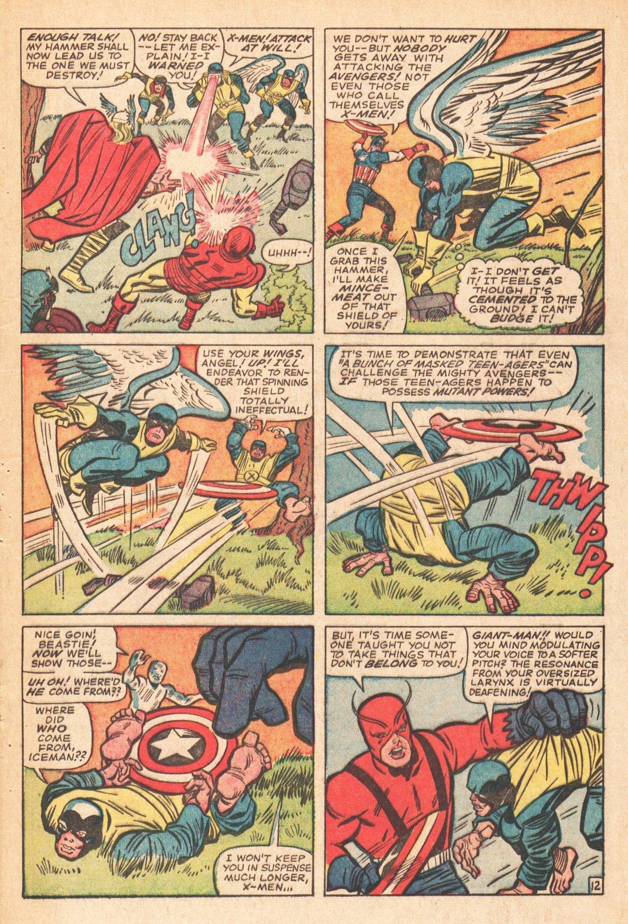 Read online Uncanny X-Men (1963) comic -  Issue # _Annual 1 - 15