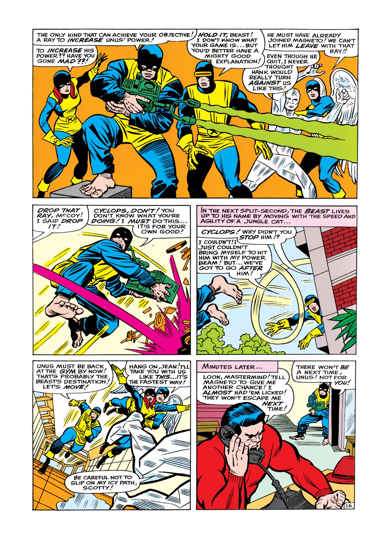 Uncanny X-Men (1963) 8 Page 16