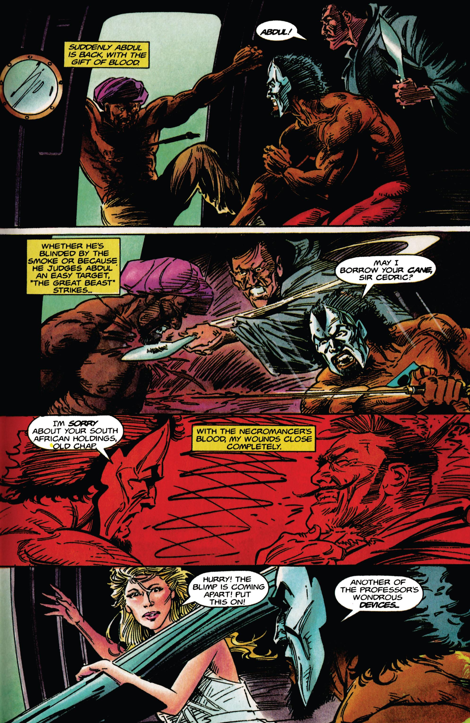 Read online Shadowman (1992) comic -  Issue # _TPB 1 - 41