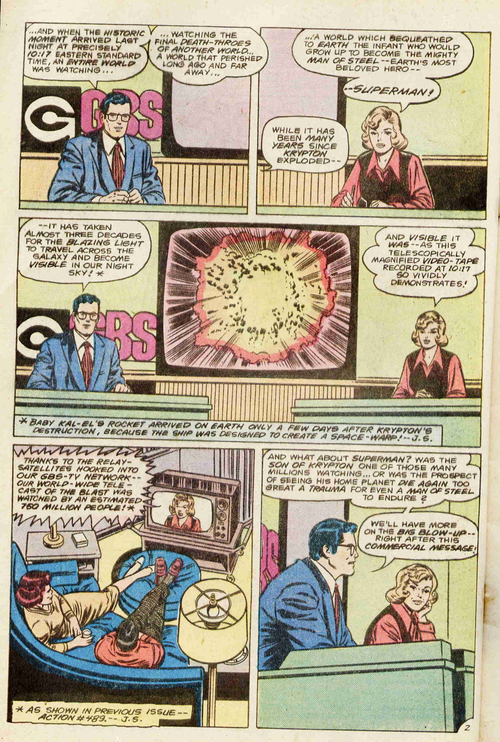 Action Comics (1938) 490 Page 2