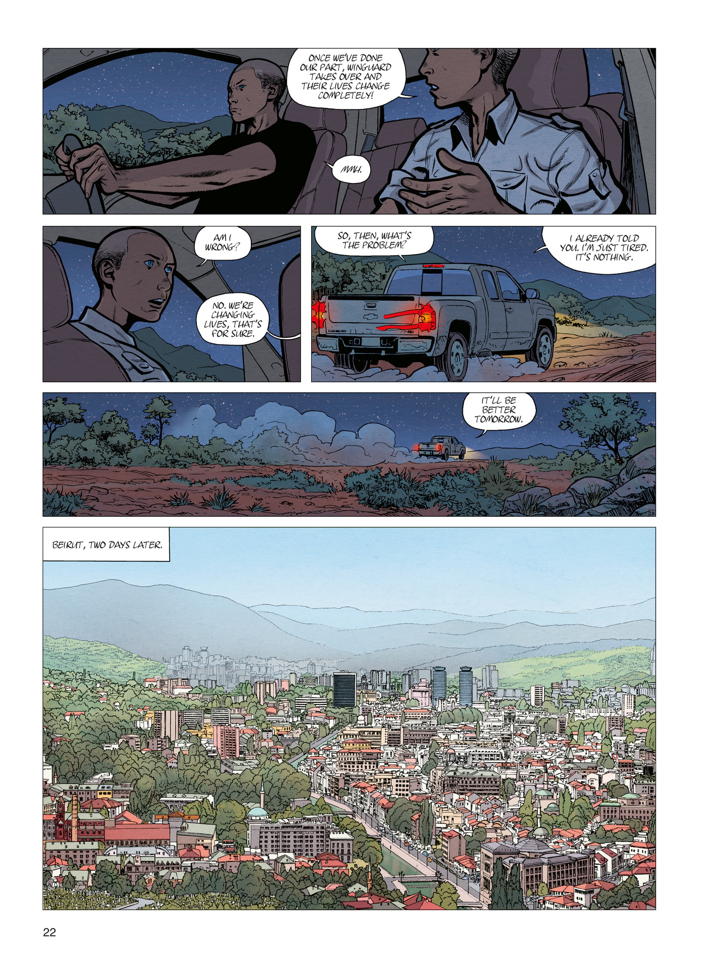 Read online Alter Ego comic -  Issue #4 - 24