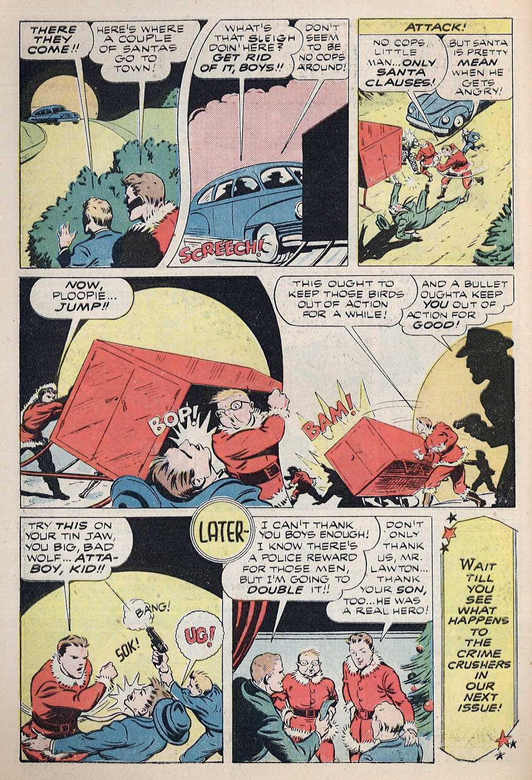 Exciting Comics (1940) issue 38 - Page 40