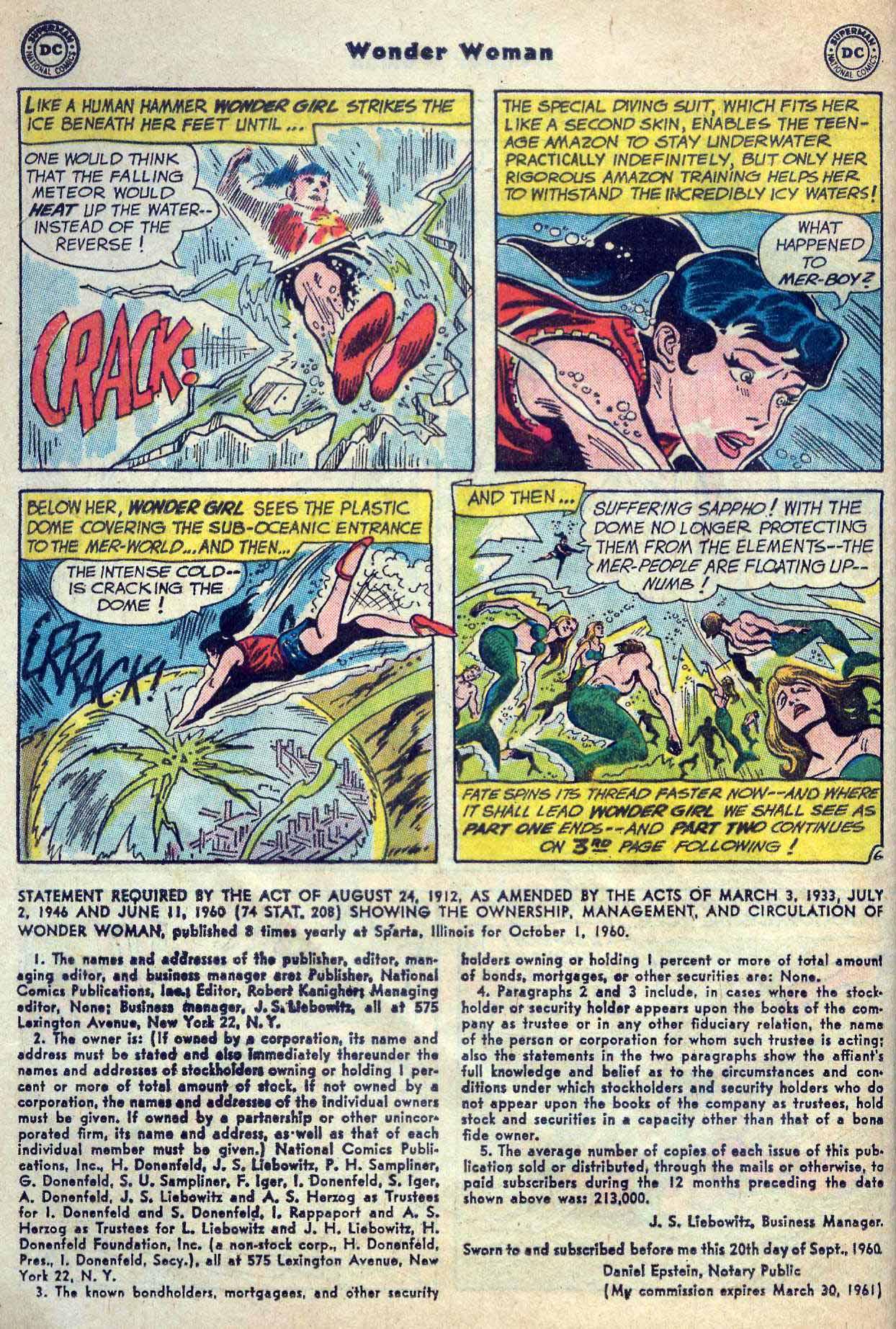 Read online Wonder Woman (1942) comic -  Issue #120 - 8