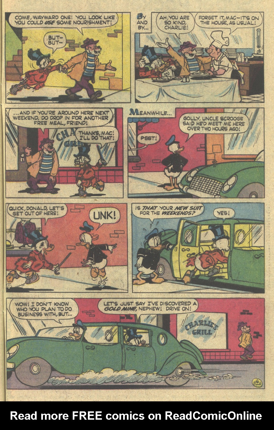 Read online Uncle Scrooge (1953) comic -  Issue #152 - 33