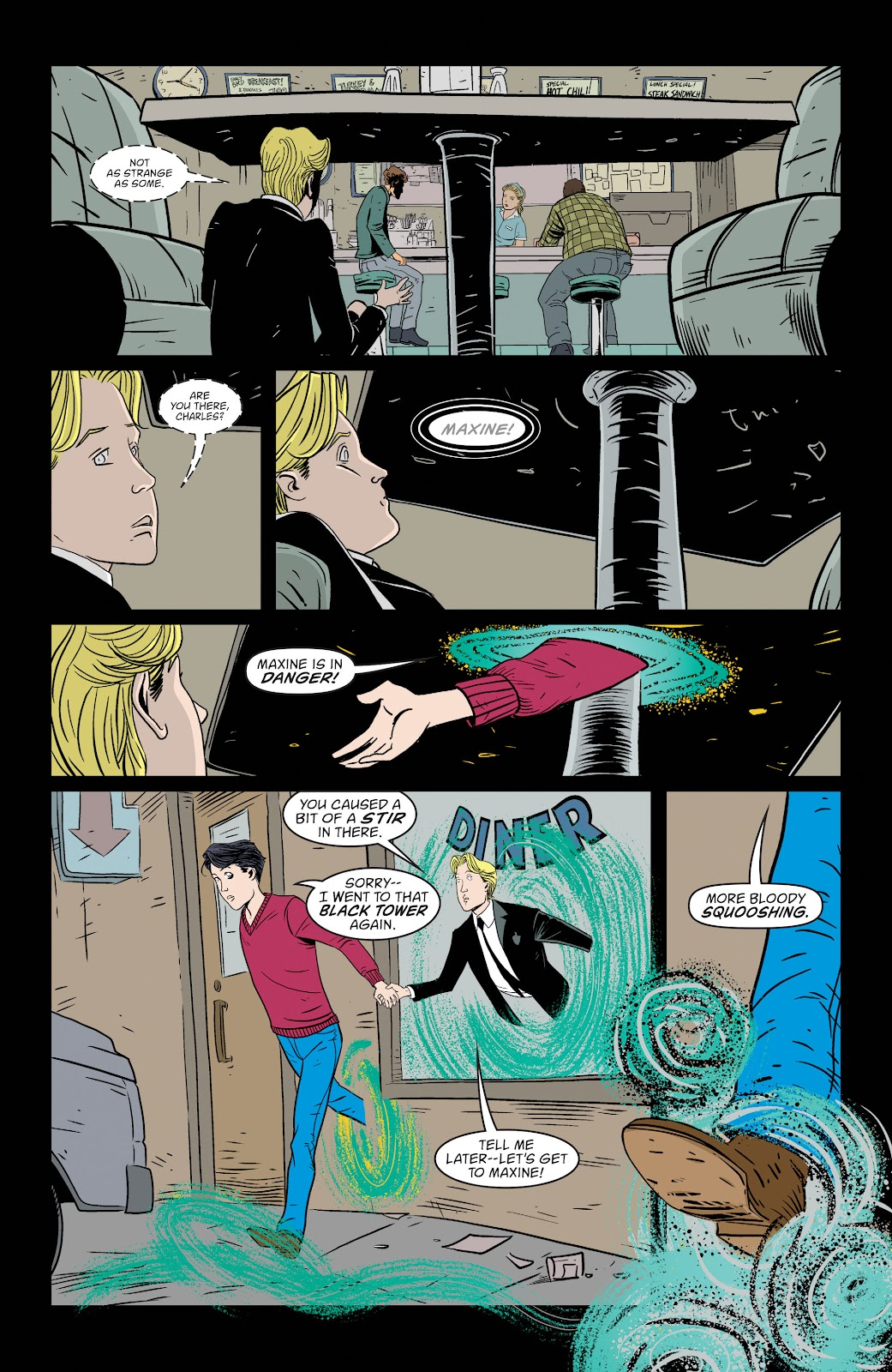 Read online The Children's Crusade comic -  Issue # _TPB (Part 1) - 82