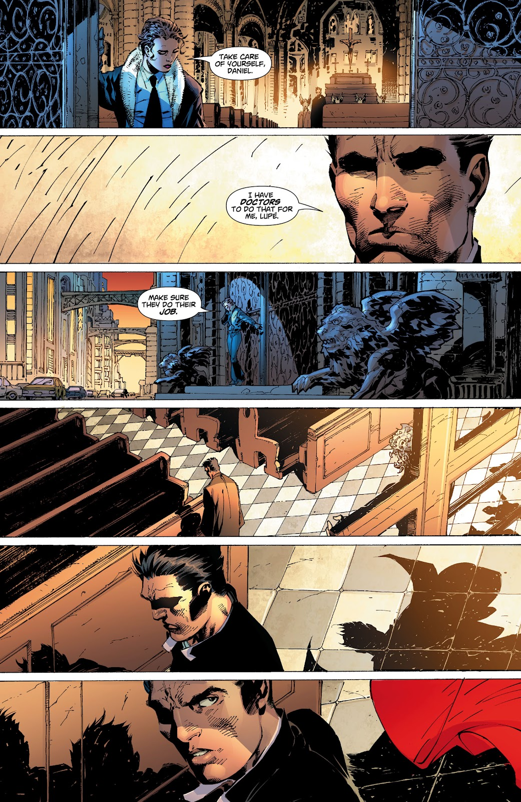 Read online Superman: For Tomorrow comic -  Issue # TPB (Part 1) - 13