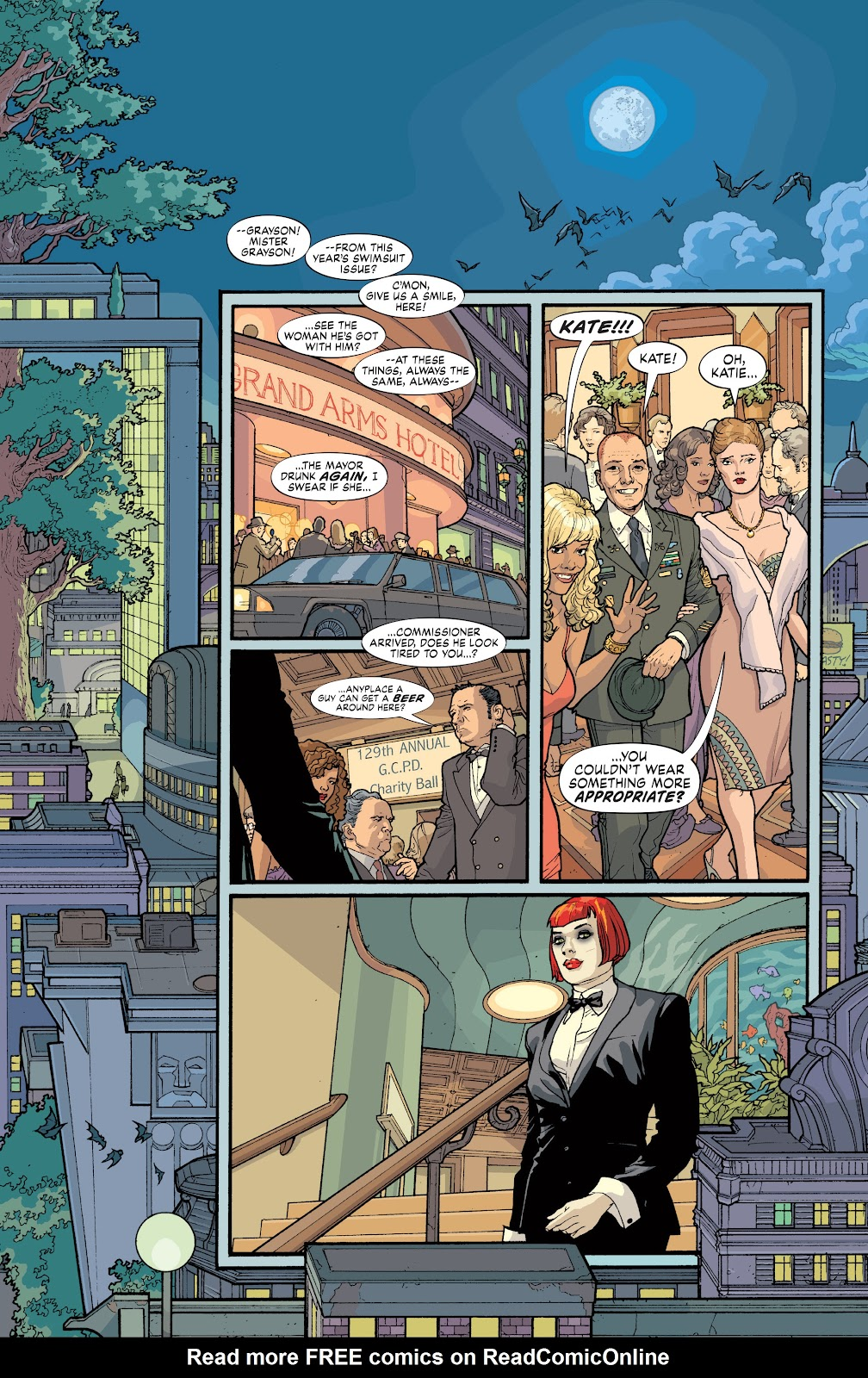 Read online Detective Comics (1937) comic -  Issue # _TPB Batwoman – Elegy (New Edition) (Part 1) - 56