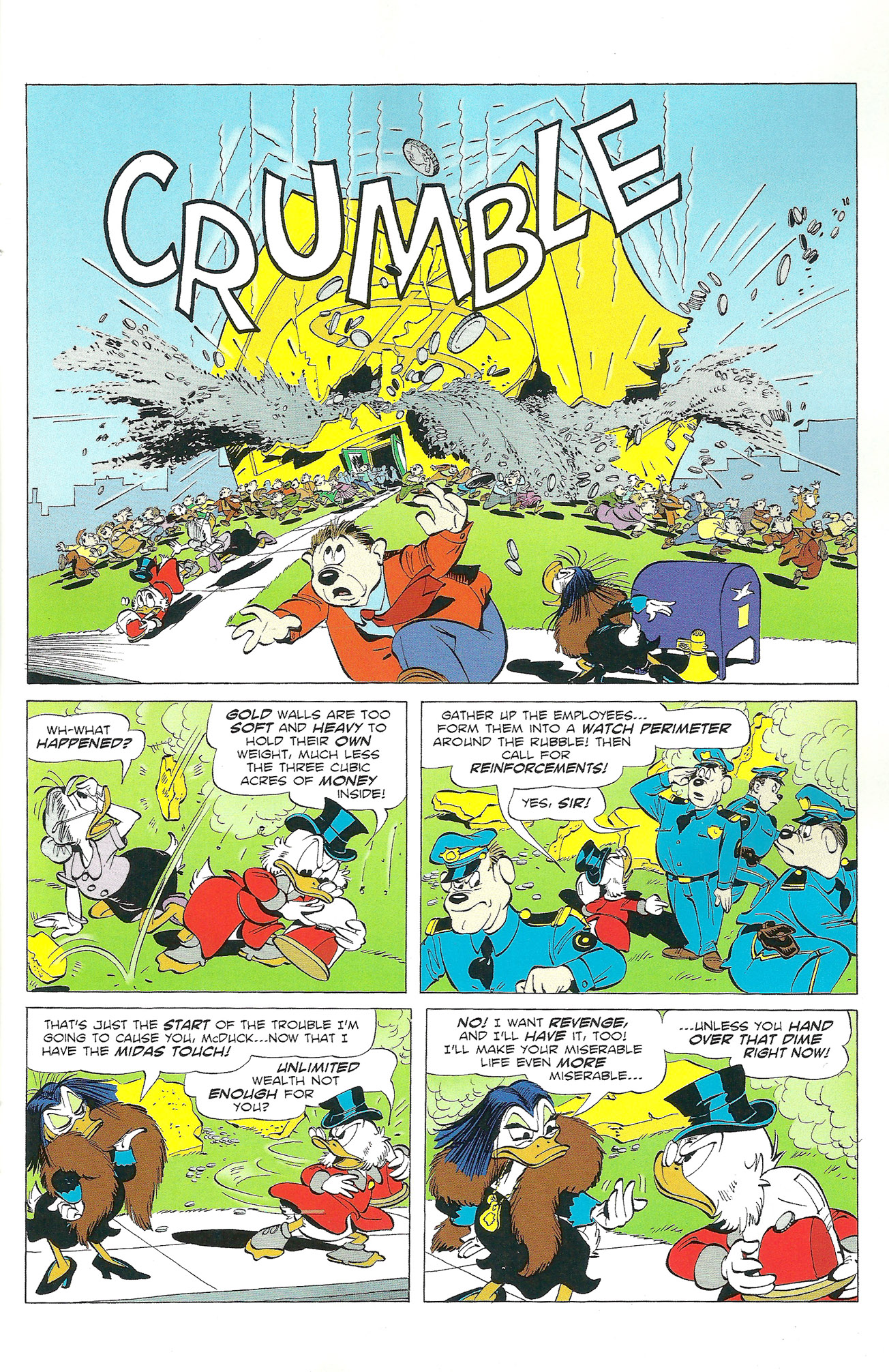 Read online Uncle Scrooge (1953) comic -  Issue #400 - 31