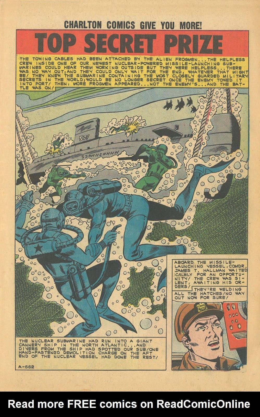 Read online Fightin' Navy comic -  Issue #100 - 3