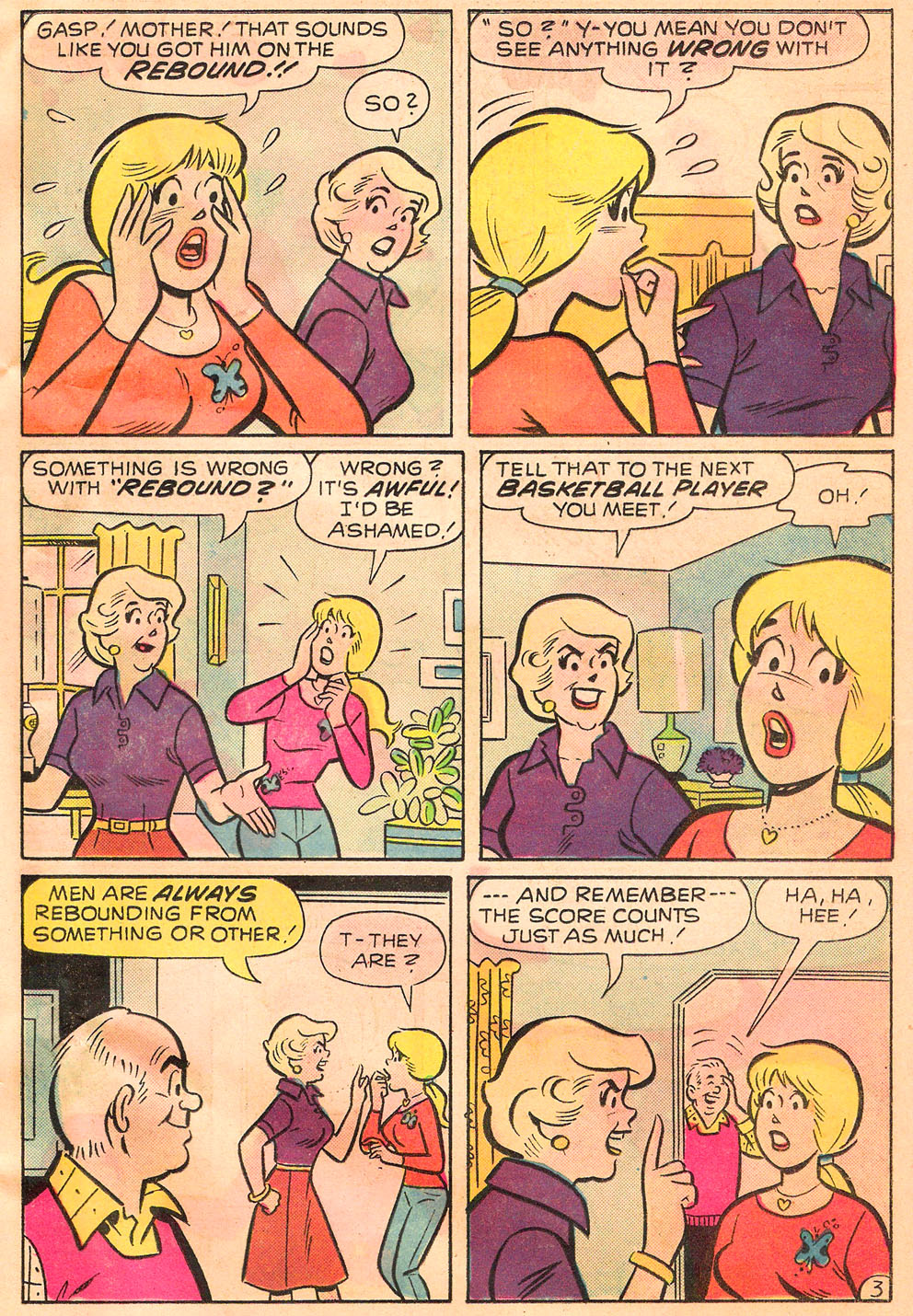 Read online Archie's Girls Betty and Veronica comic -  Issue #244 - 15