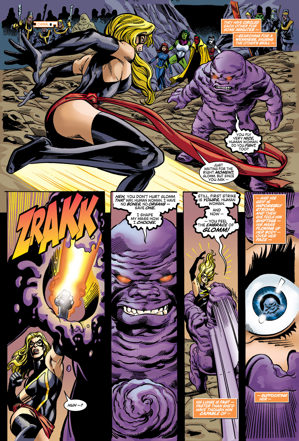 Read online Avengers (1998) comic -  Issue #44 - 13