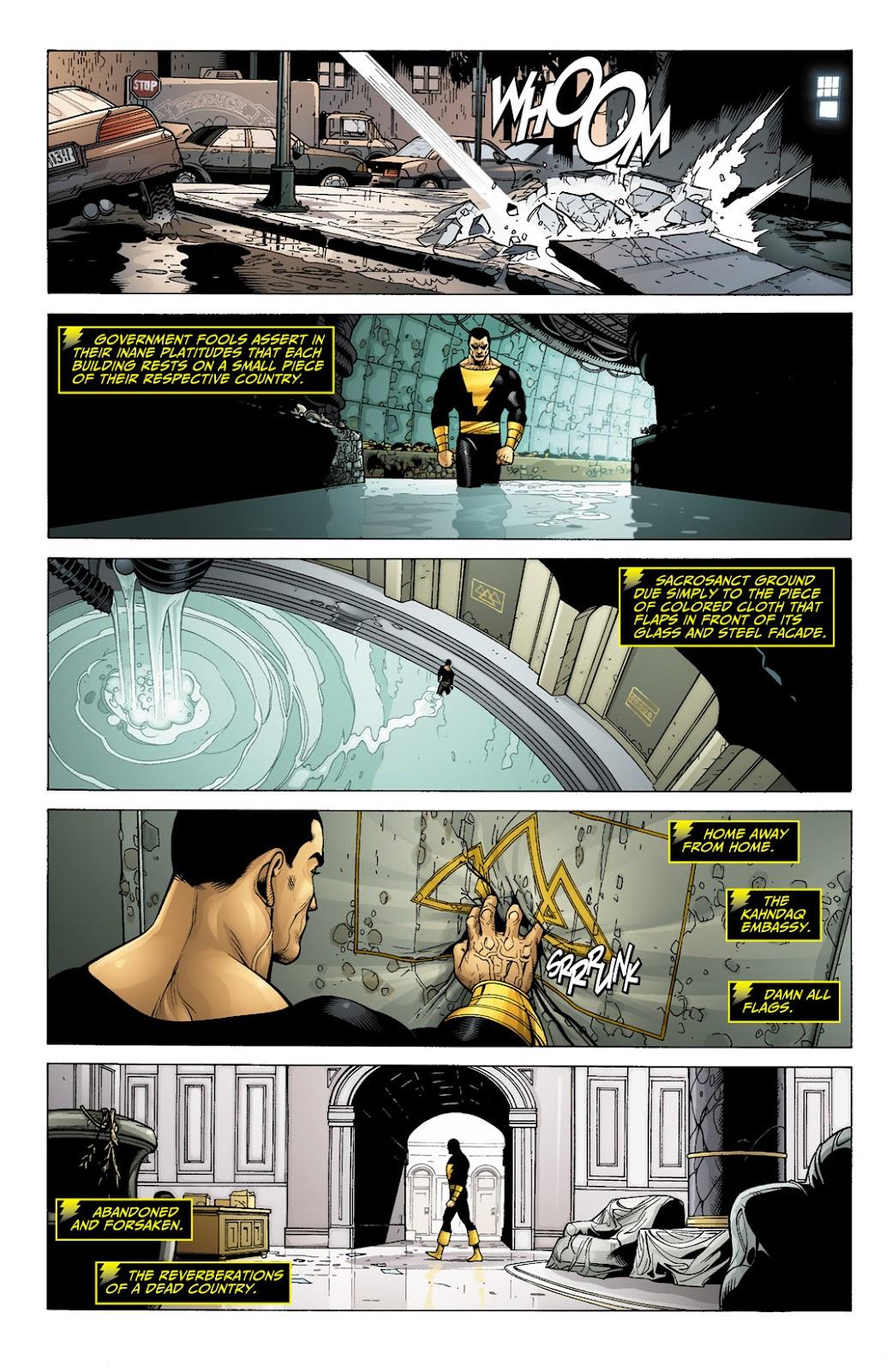 Black Adam: The Dark Age issue 6 - Page 21