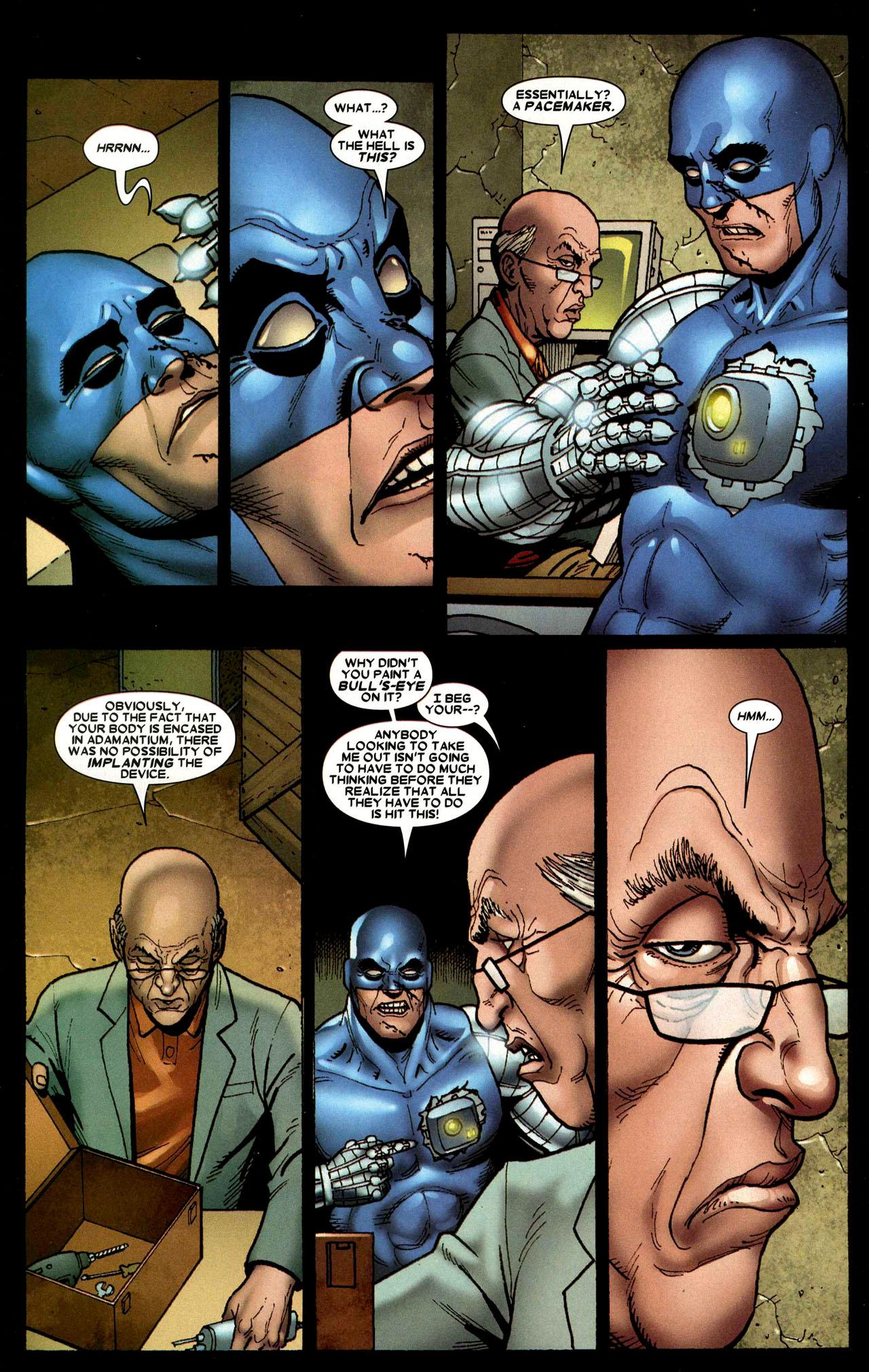 Read online Wolverine: Origins comic -  Issue #15 - 20