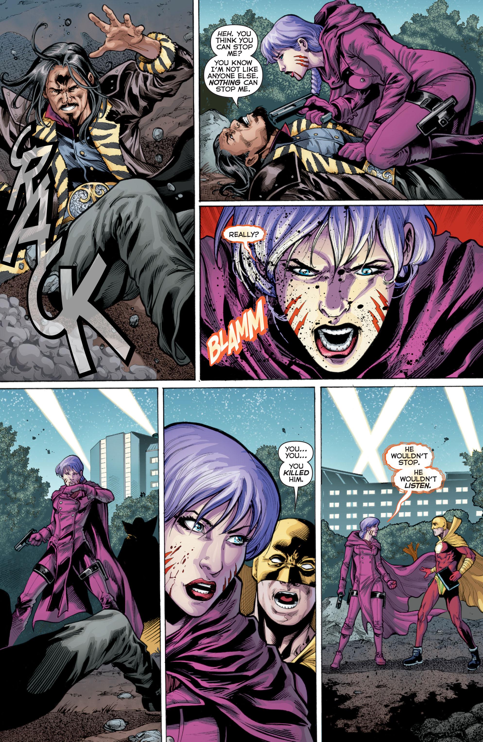 Read online Trinity of Sin: Pandora comic -  Issue #2 - 15