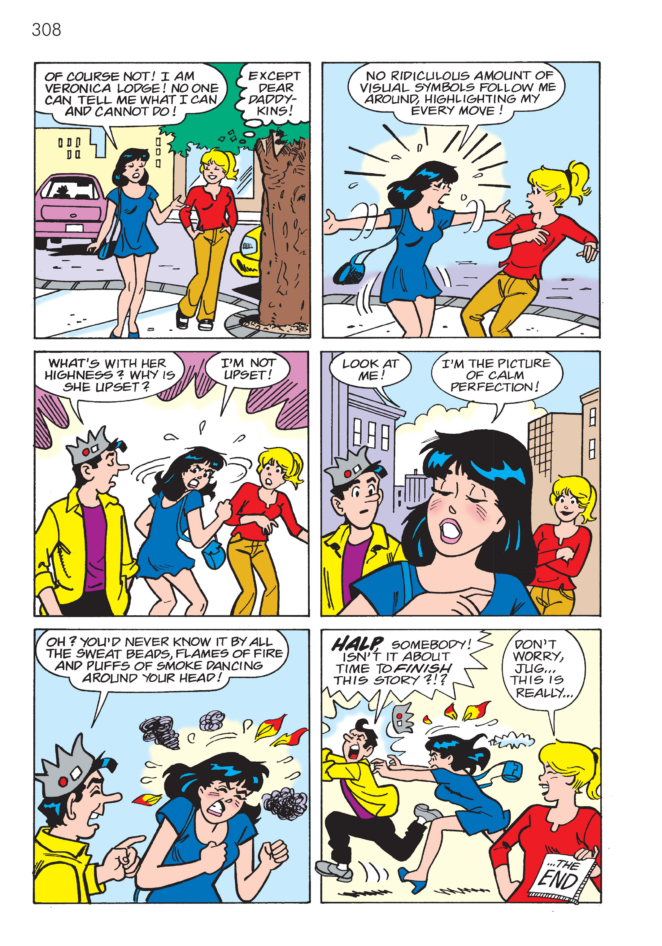 Read online The Best of Archie Comics comic -  Issue # TPB 4 (Part 2) - 98