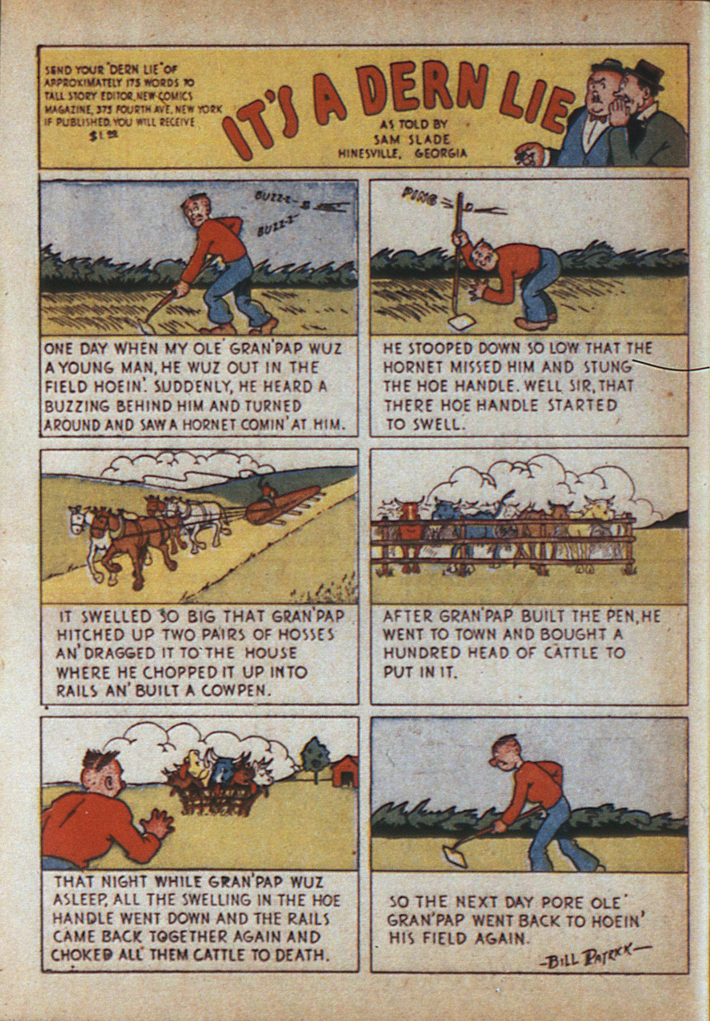 Read online Adventure Comics (1938) comic -  Issue #8 - 67