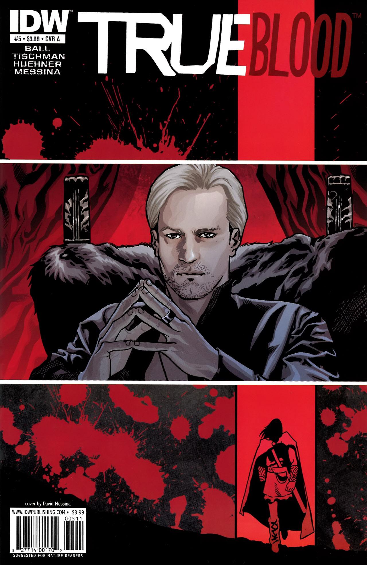Read online True Blood (2010) comic -  Issue #5 - 1