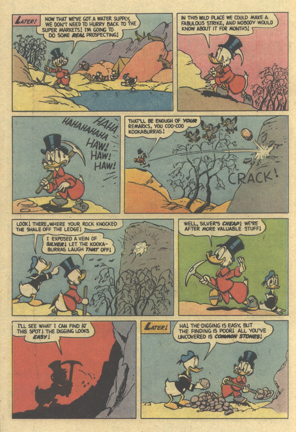 Read online Uncle Scrooge (1953) comic -  Issue #148 - 10
