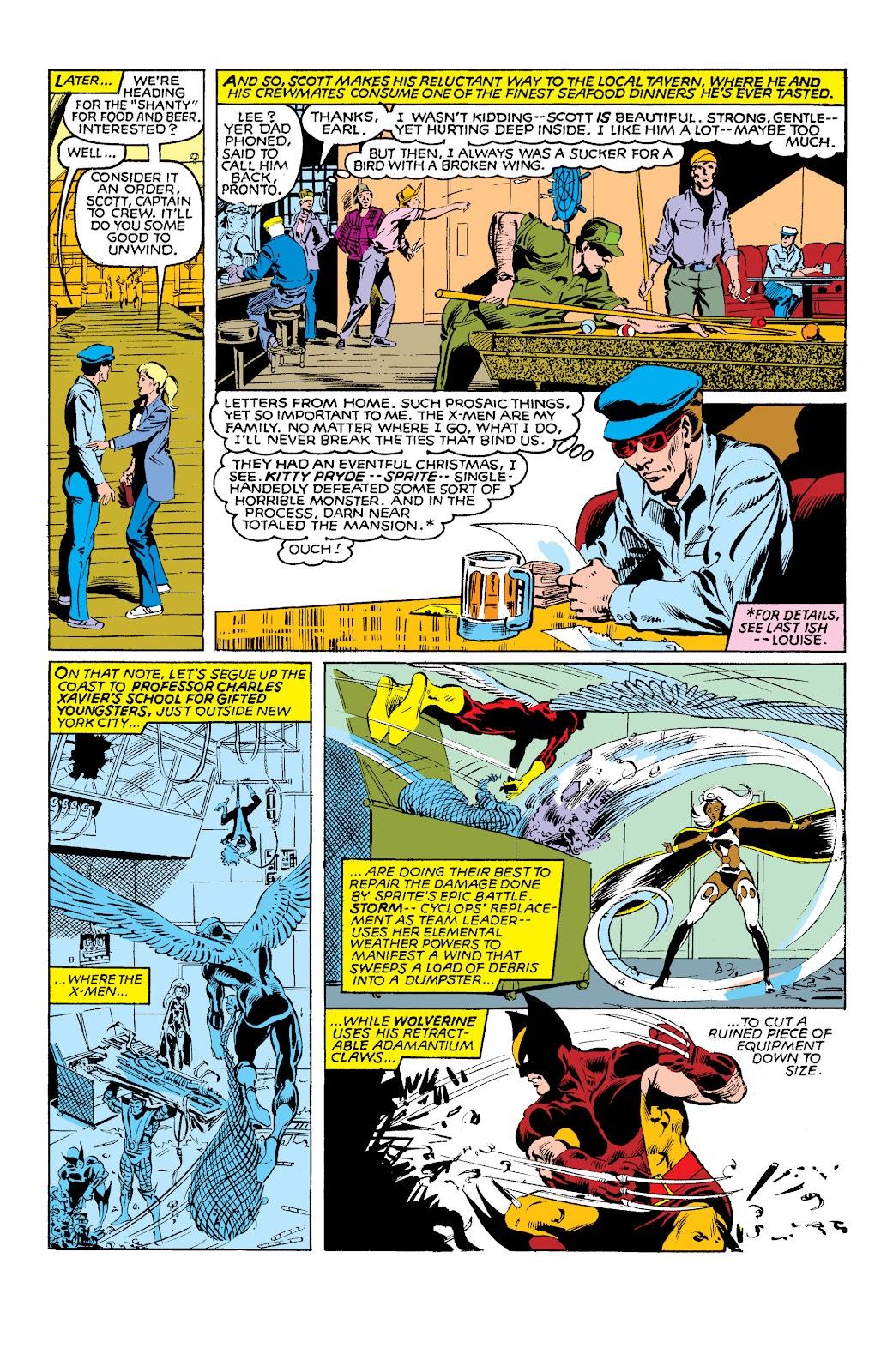 Uncanny X-Men (1963) issue 144 - Page 7