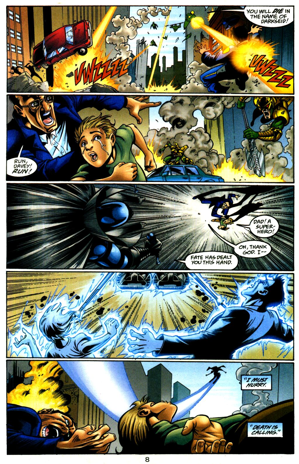 Read online The Flash: Our Worlds at War comic -  Issue # Full - 8