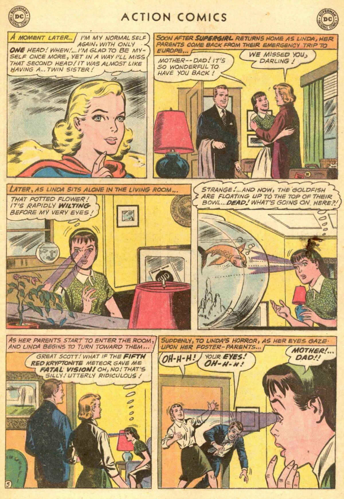 Read online Action Comics (1938) comic -  Issue #284 - 25