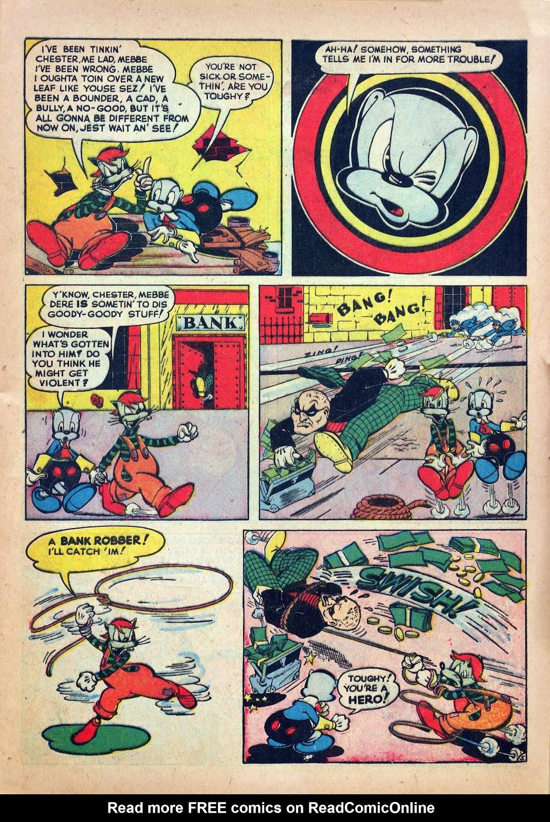Krazy Komics issue 6 - Page 17