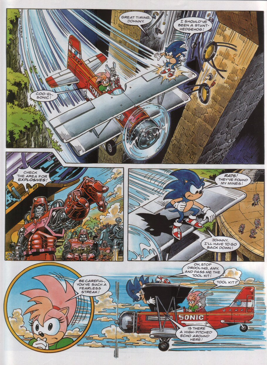 Read online Sonic the Comic comic -  Issue #44 - 5