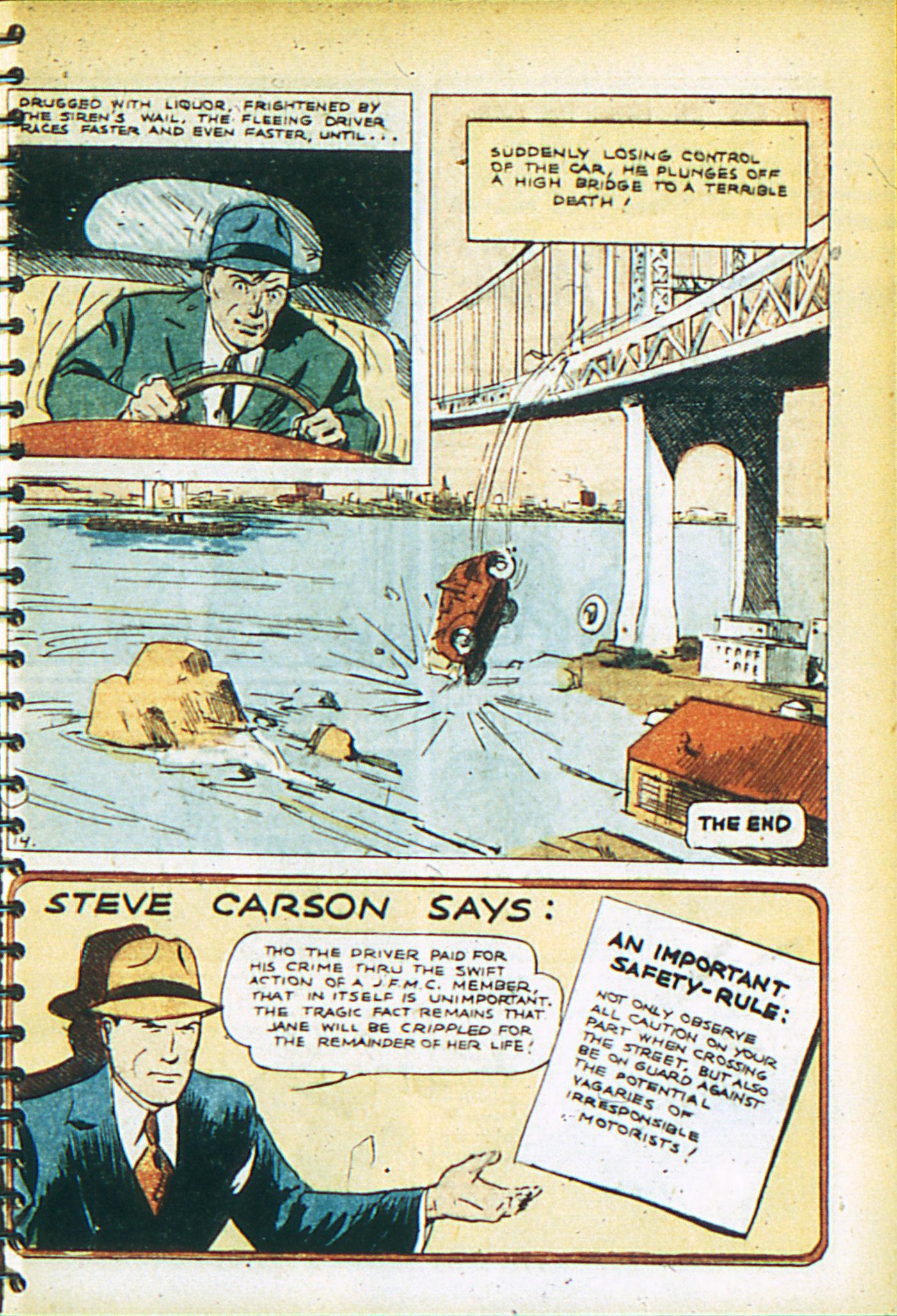 Read online Adventure Comics (1938) comic -  Issue #26 - 10