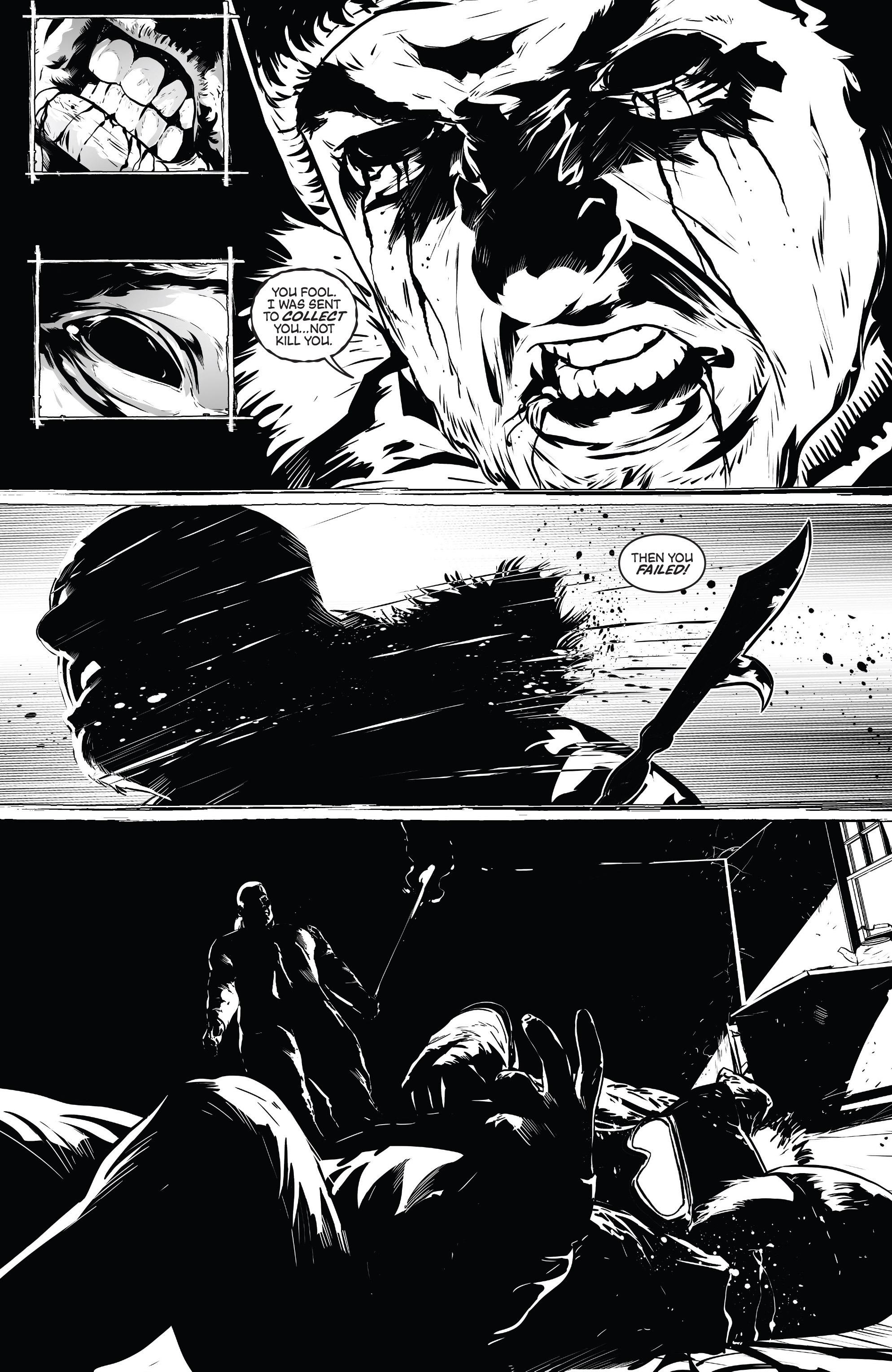 Read online Aftershock Genesis comic -  Issue #1 - 17