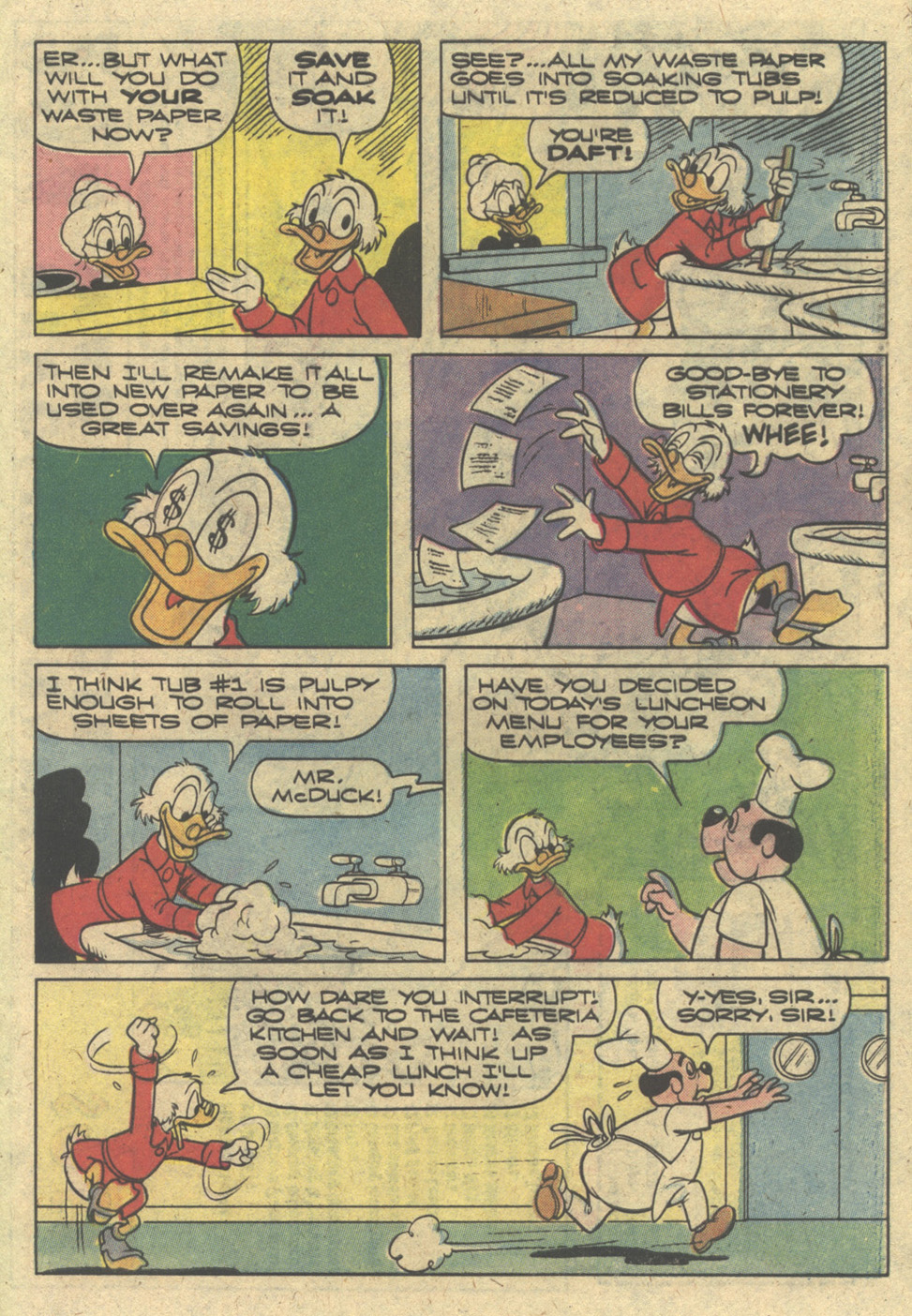 Read online Uncle Scrooge (1953) comic -  Issue #171 - 29