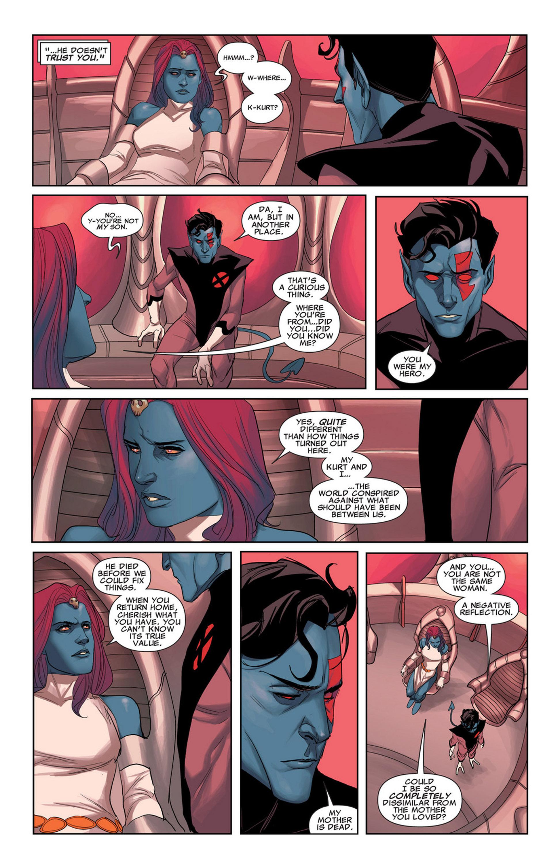 Uncanny X-Force (2010) #32 #34 - English 14