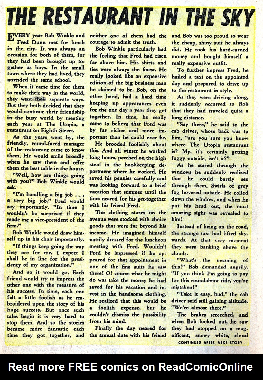 Mystic (1951) issue 60 - Page 22